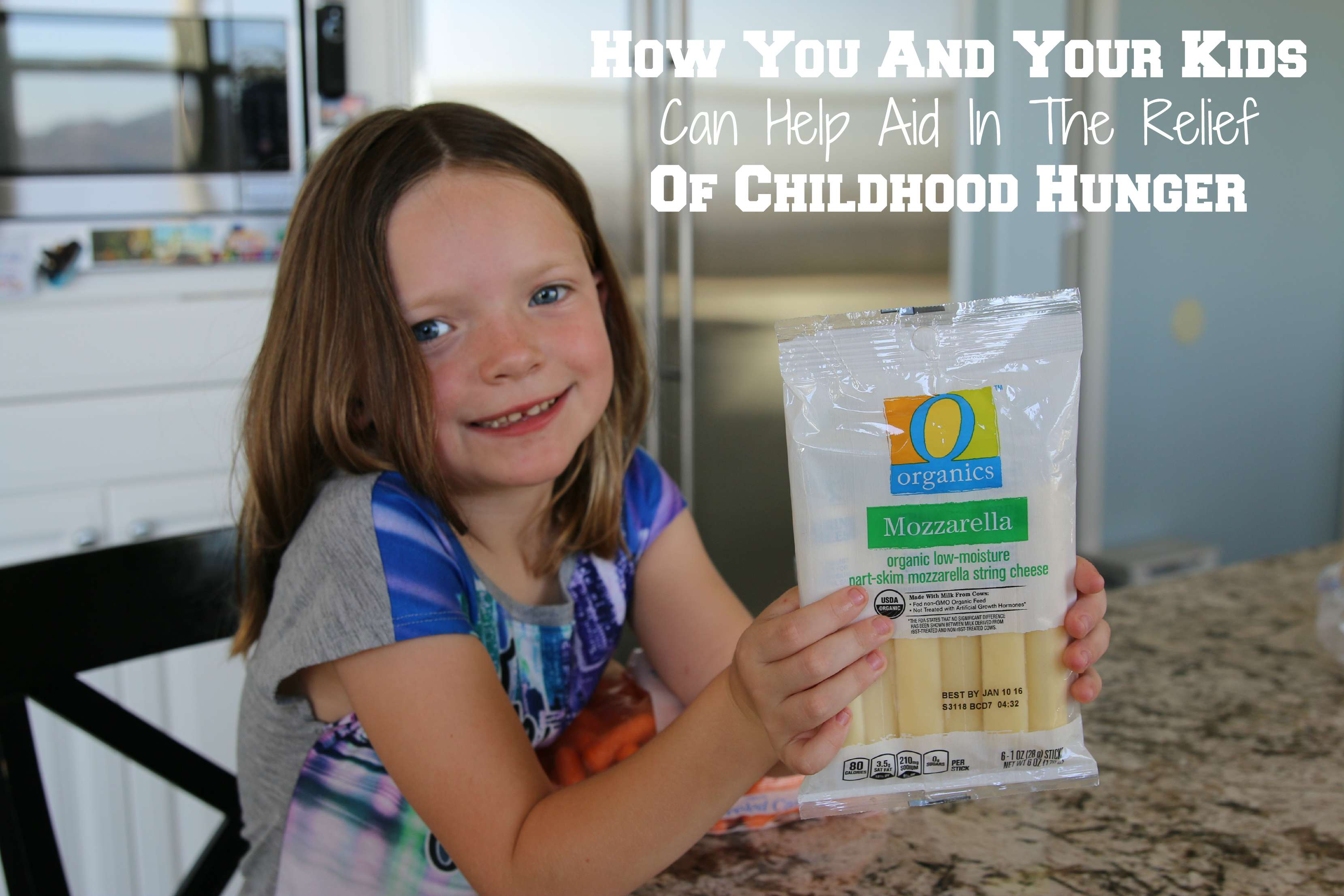 help aid in the relief of childhood hunger