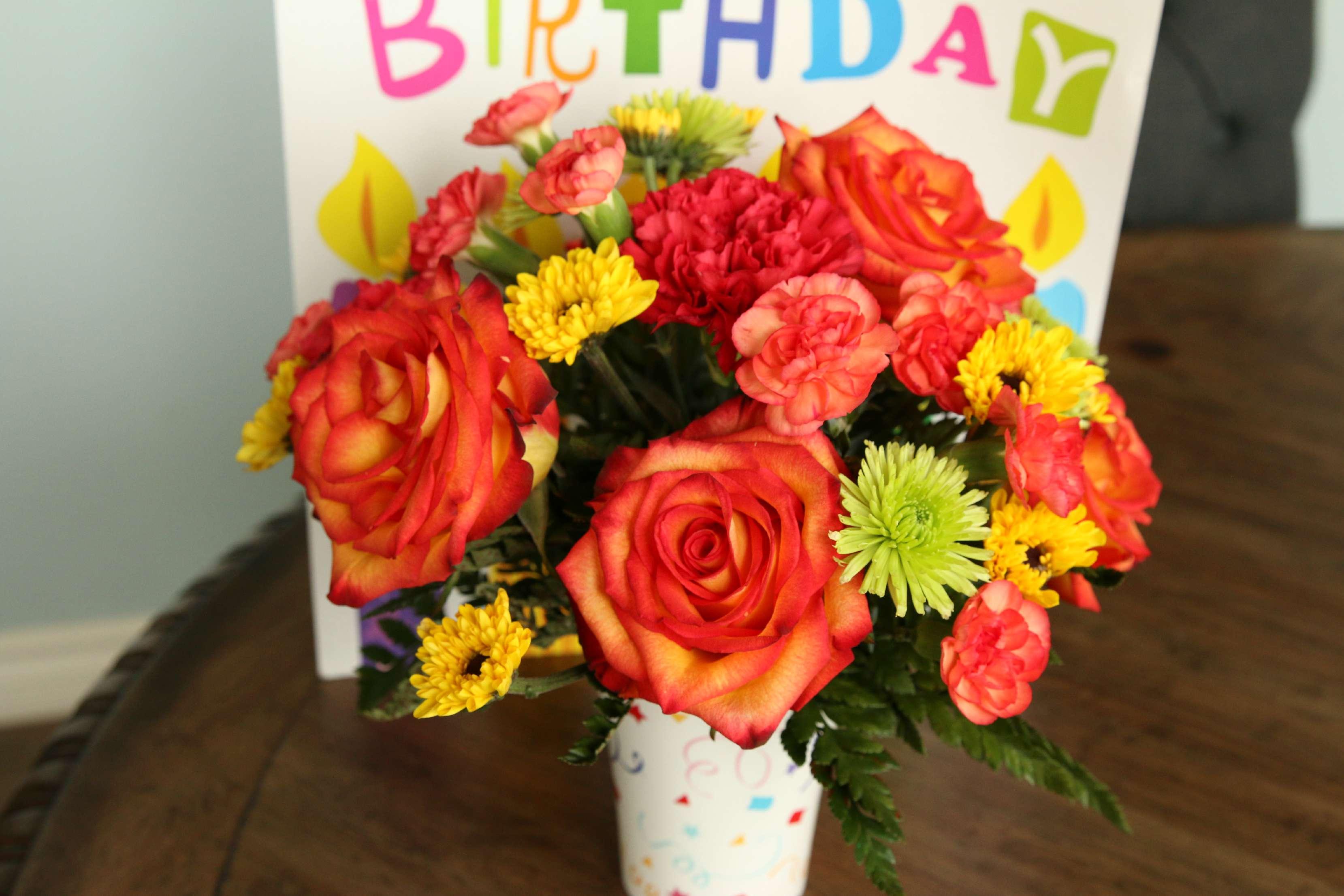teleflora birthday flowers