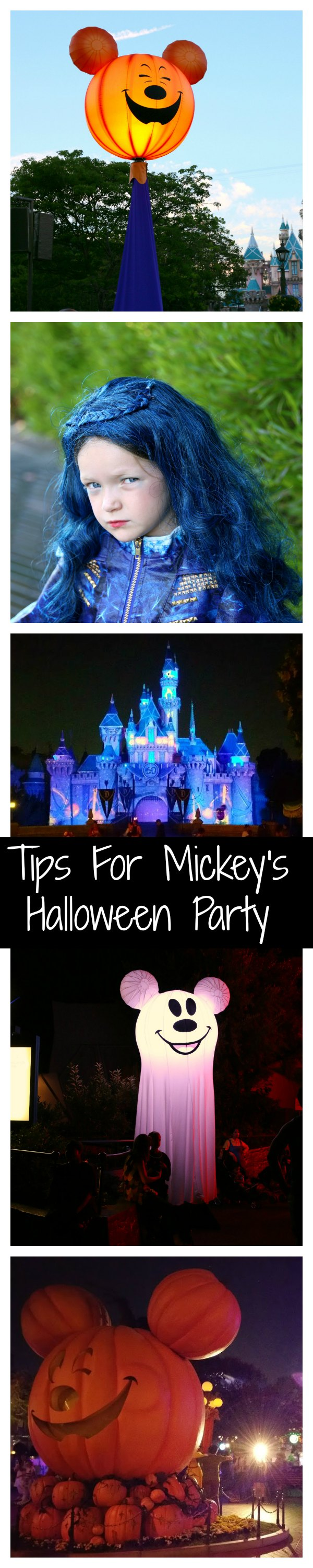 tips for mickeys halloween party