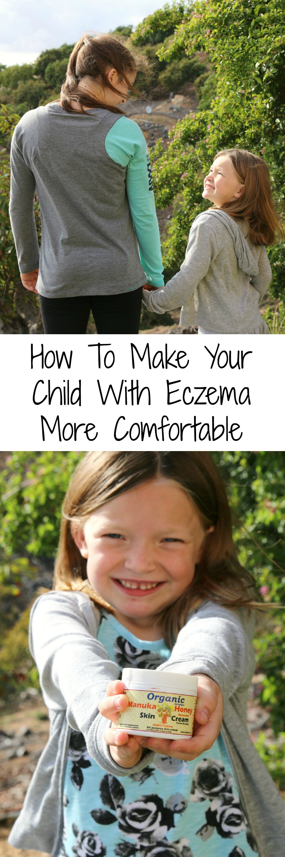 How To Make Your Child With Eczema More Comfortable