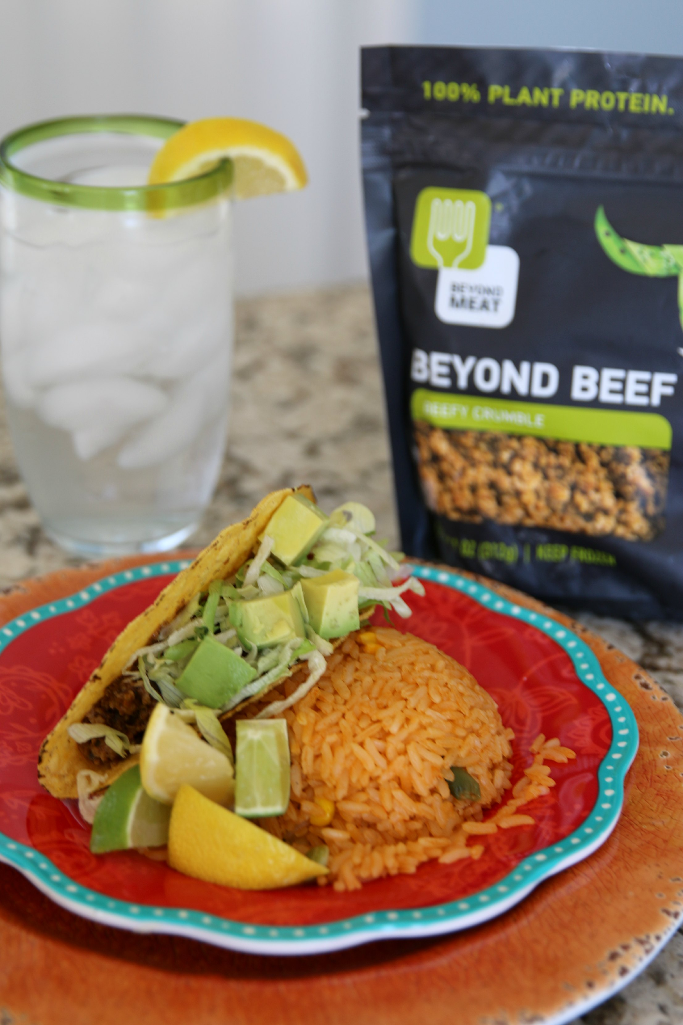 beyond meat taste test