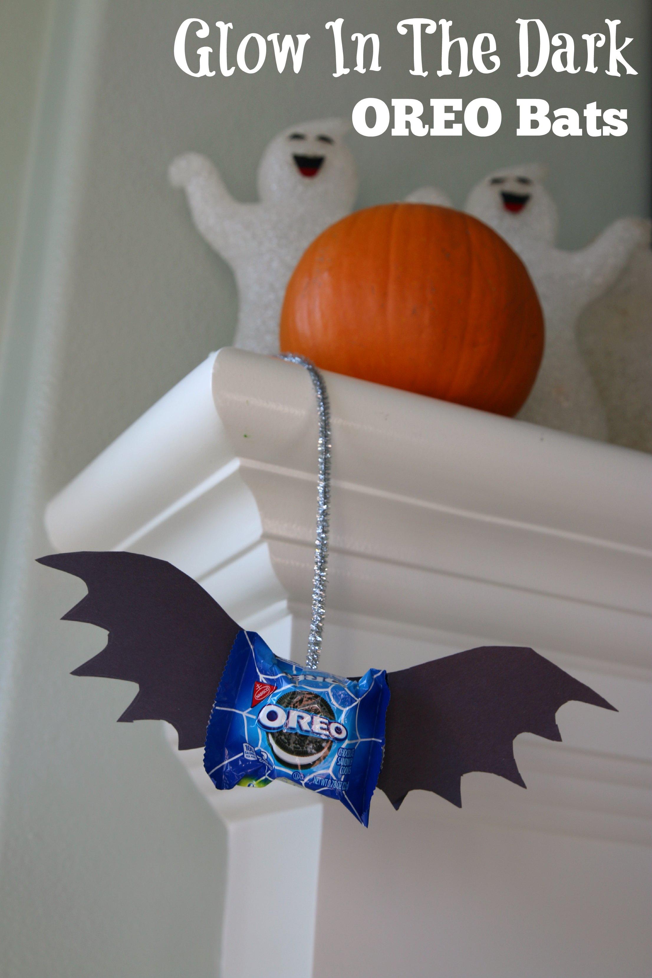 glow in the dark oreo bats