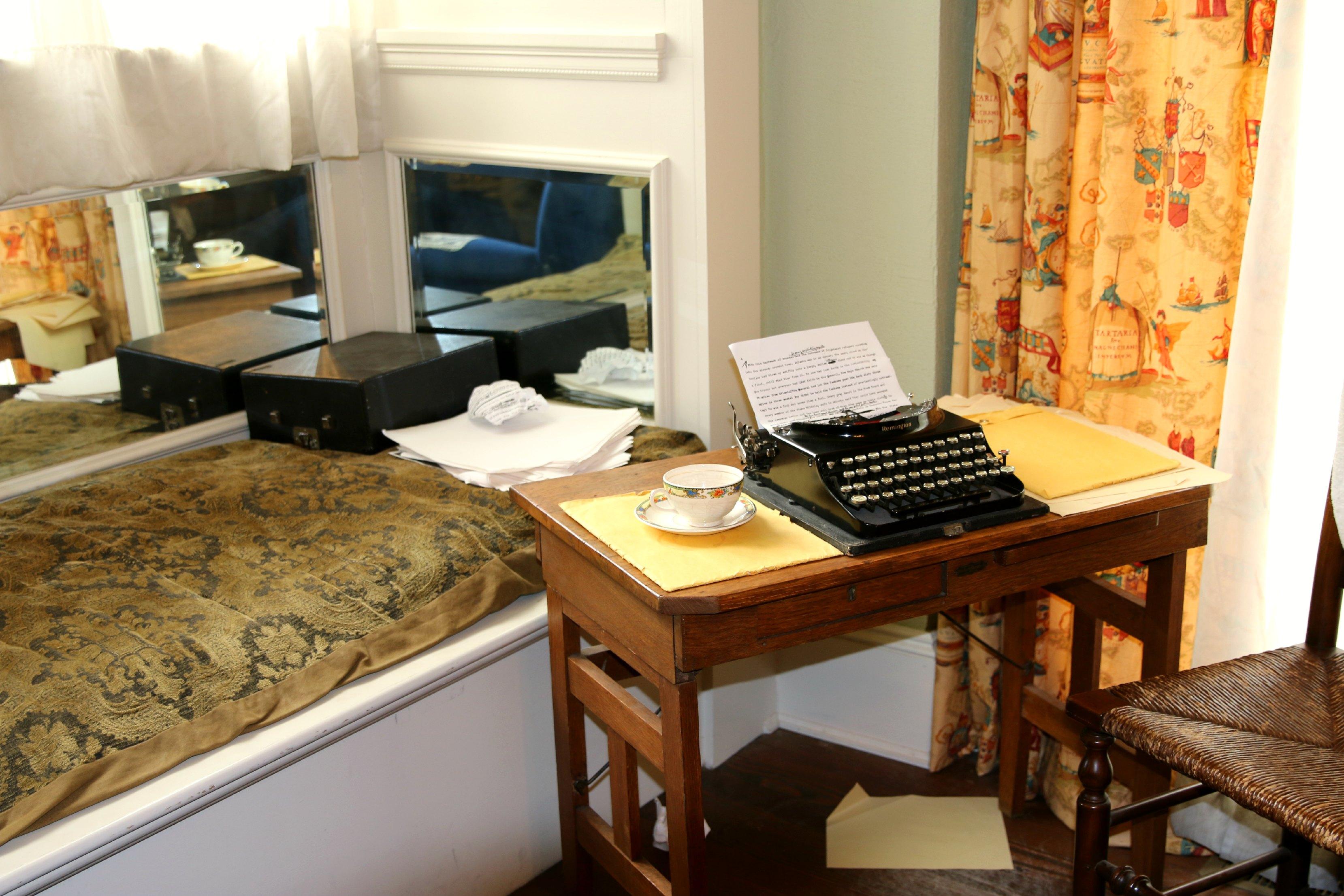 margaret mitchell typewriter
