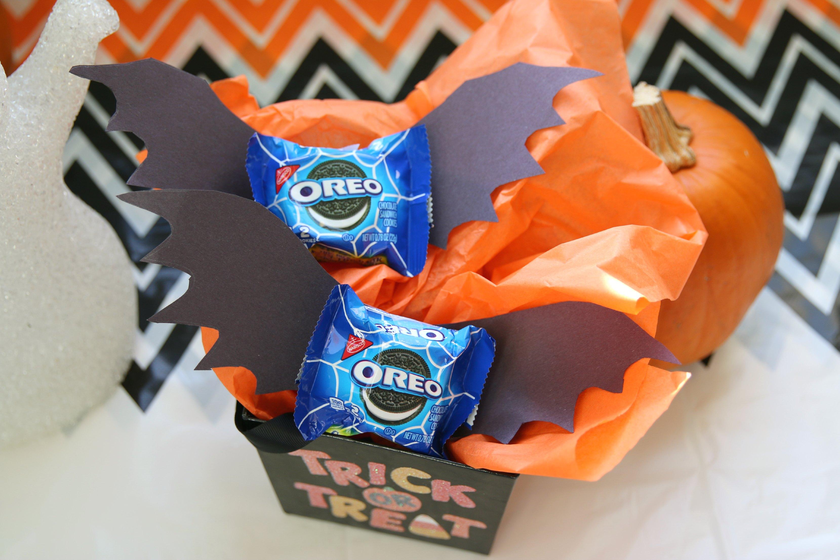 oreos trick or treat