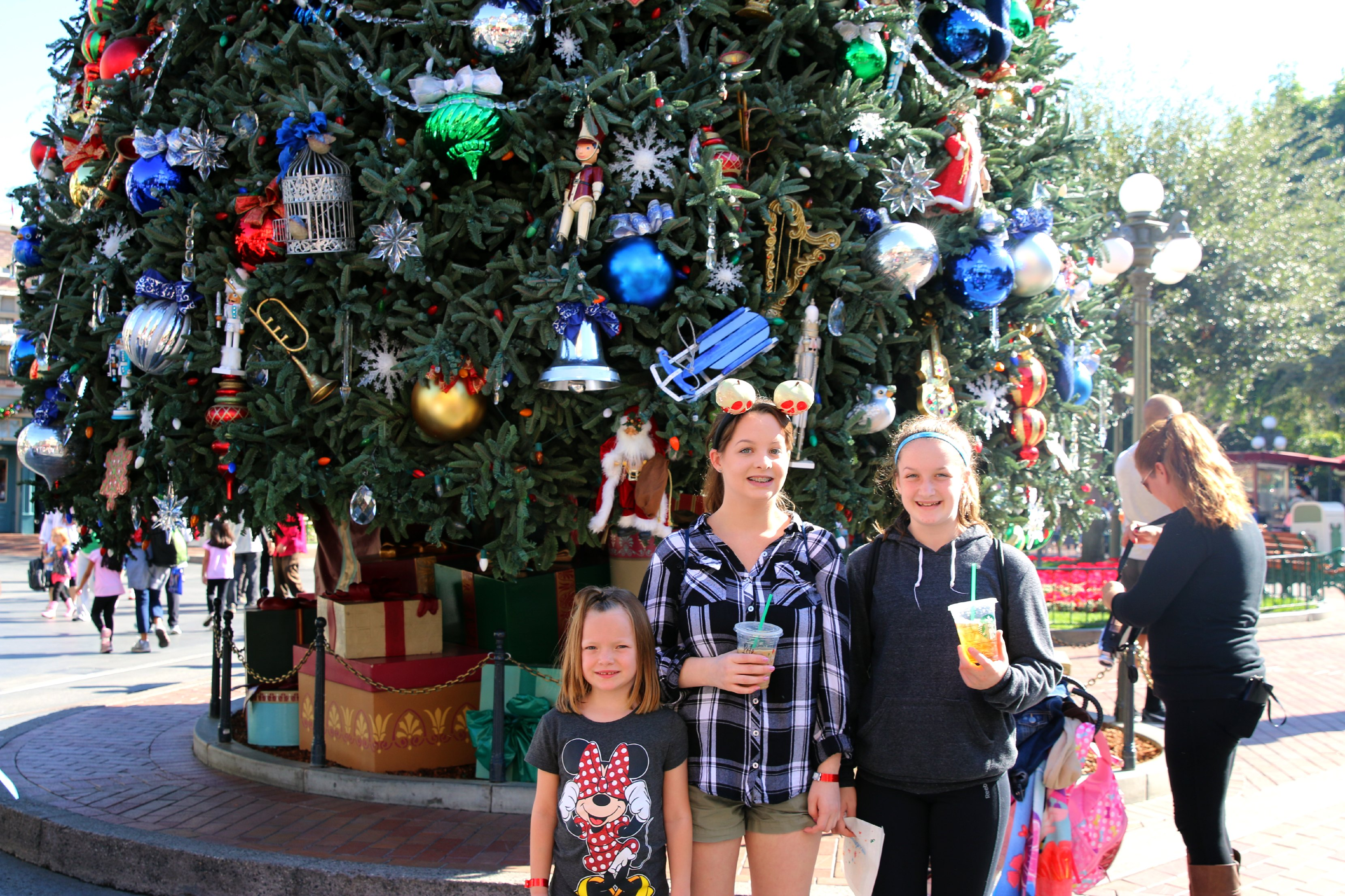 disneyland holiday for families