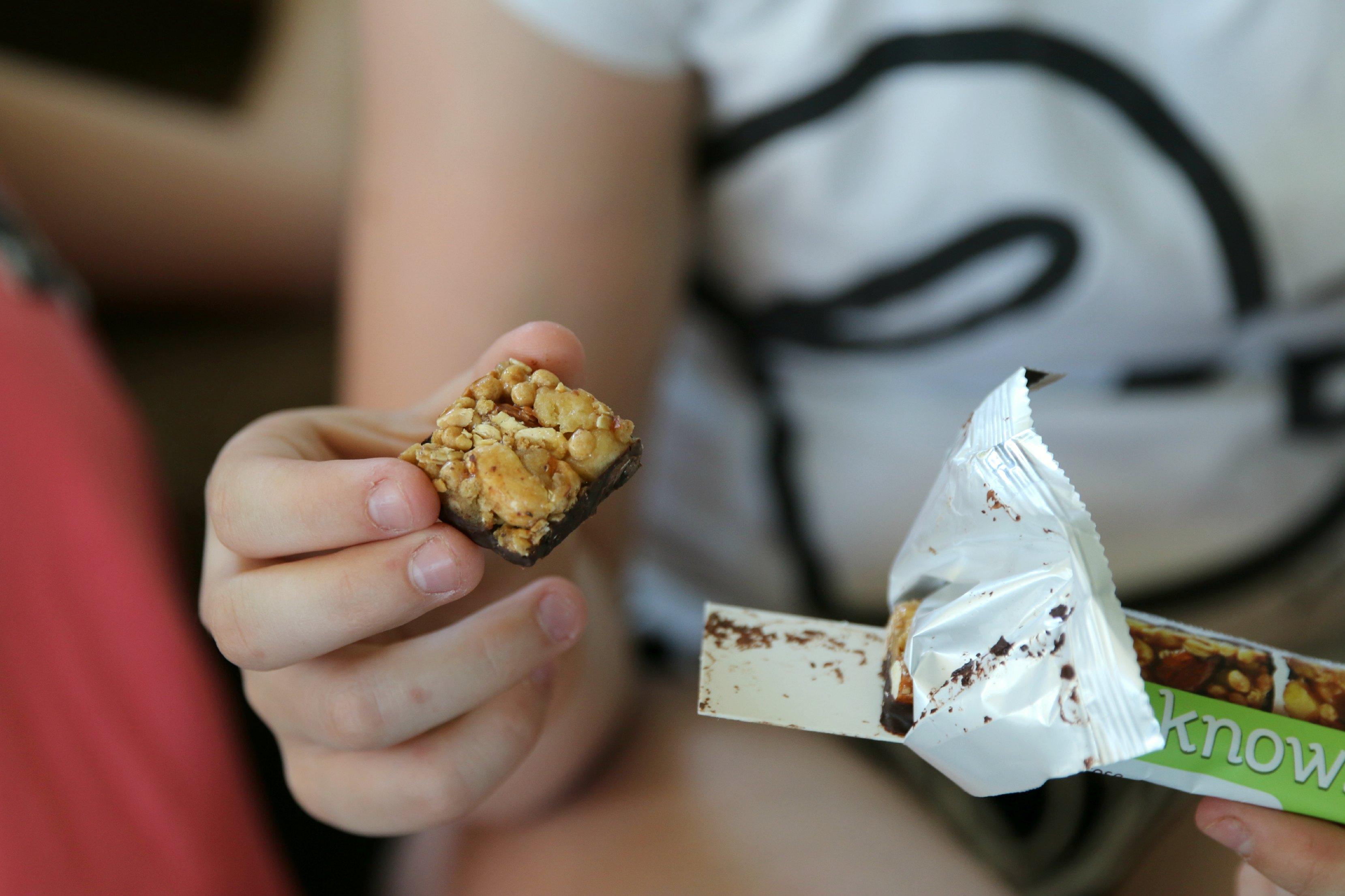 goodness knows snacks