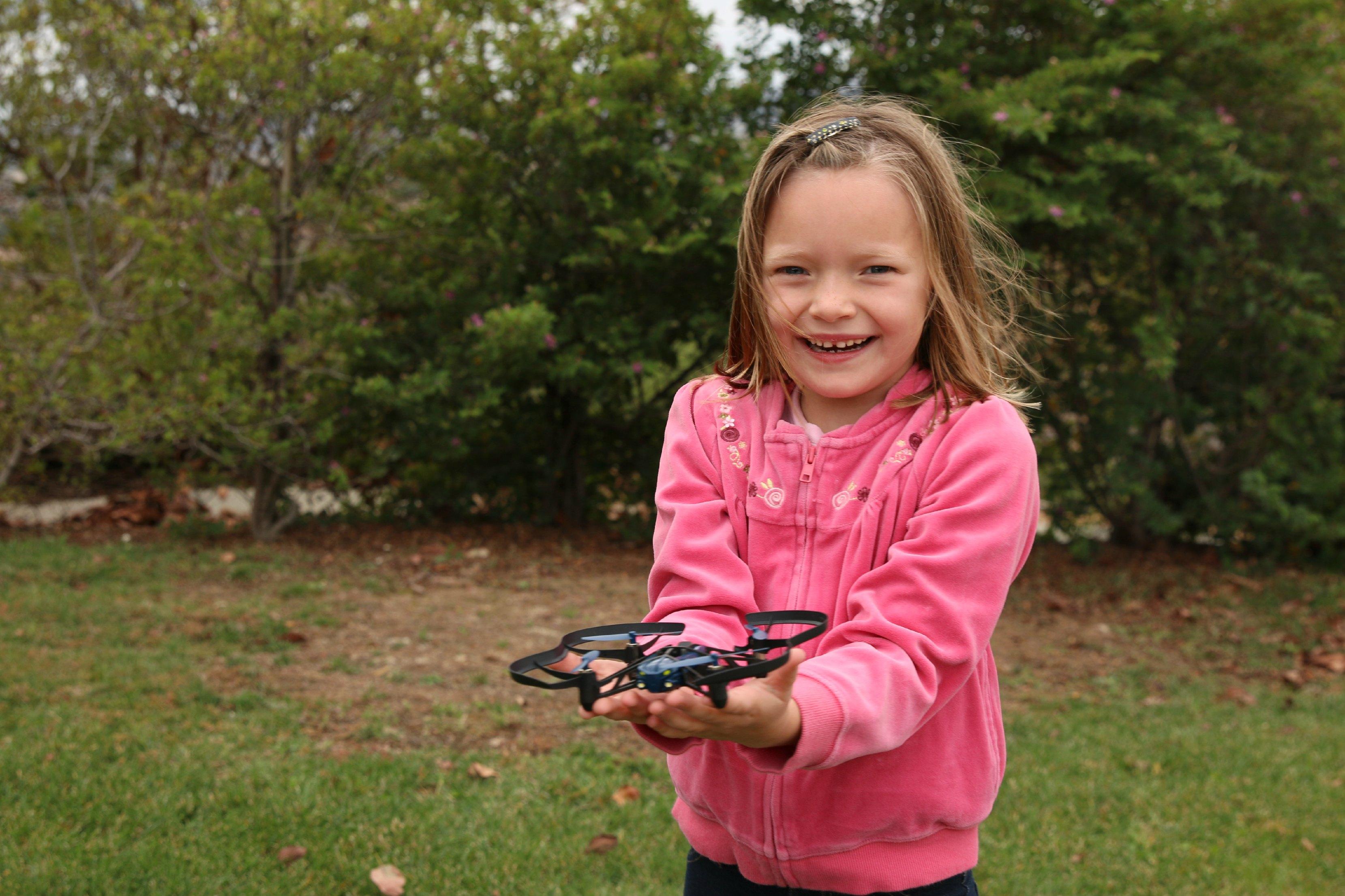 parrot drone review