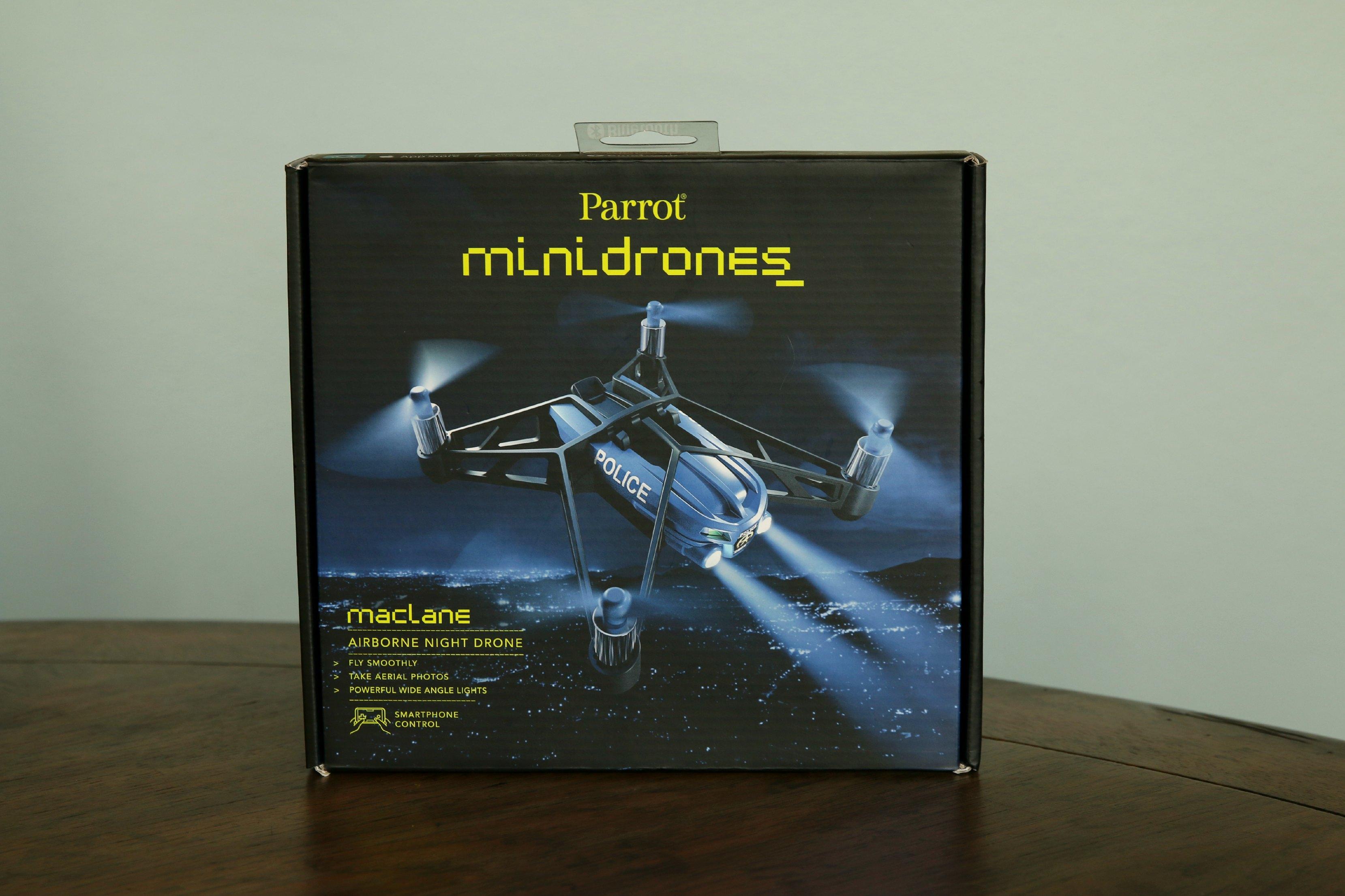 parrot minidrones