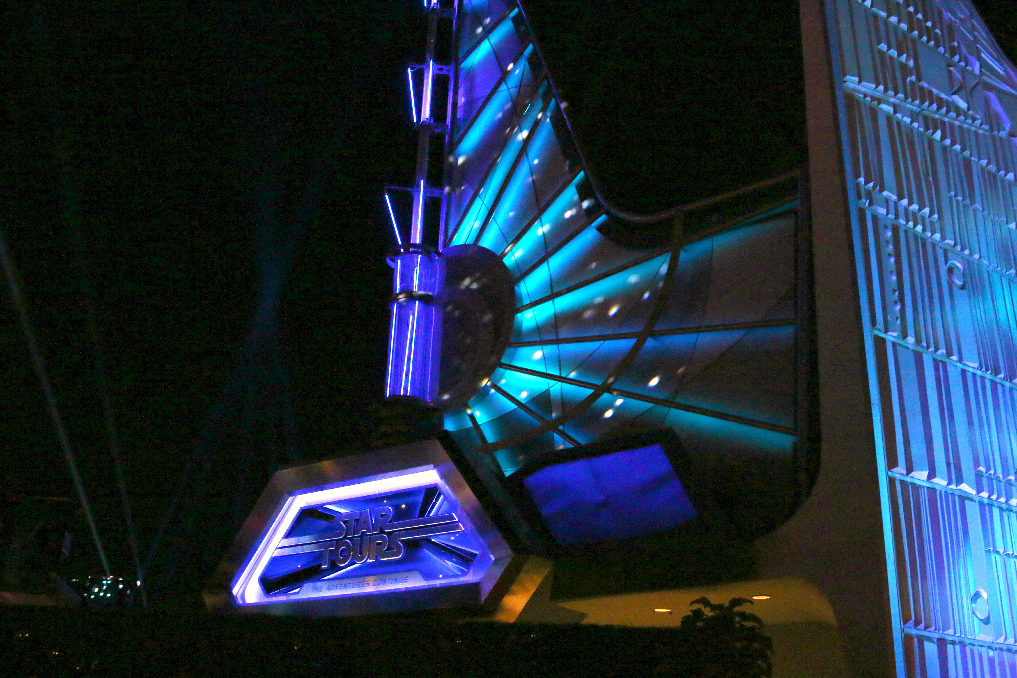 star tours new disneyland