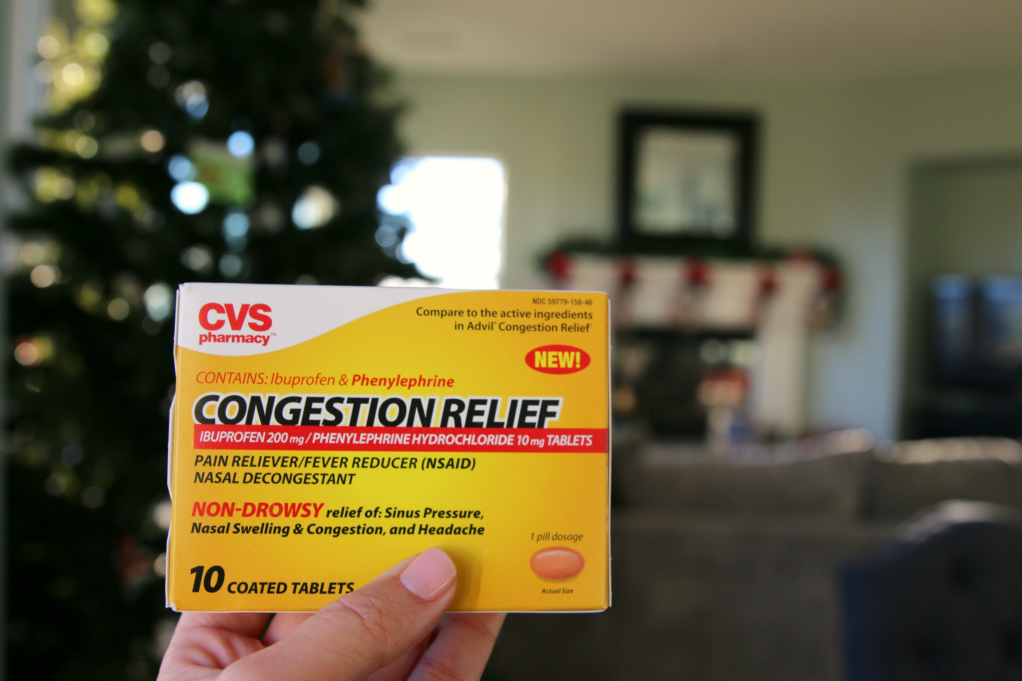 cvs congestion relief