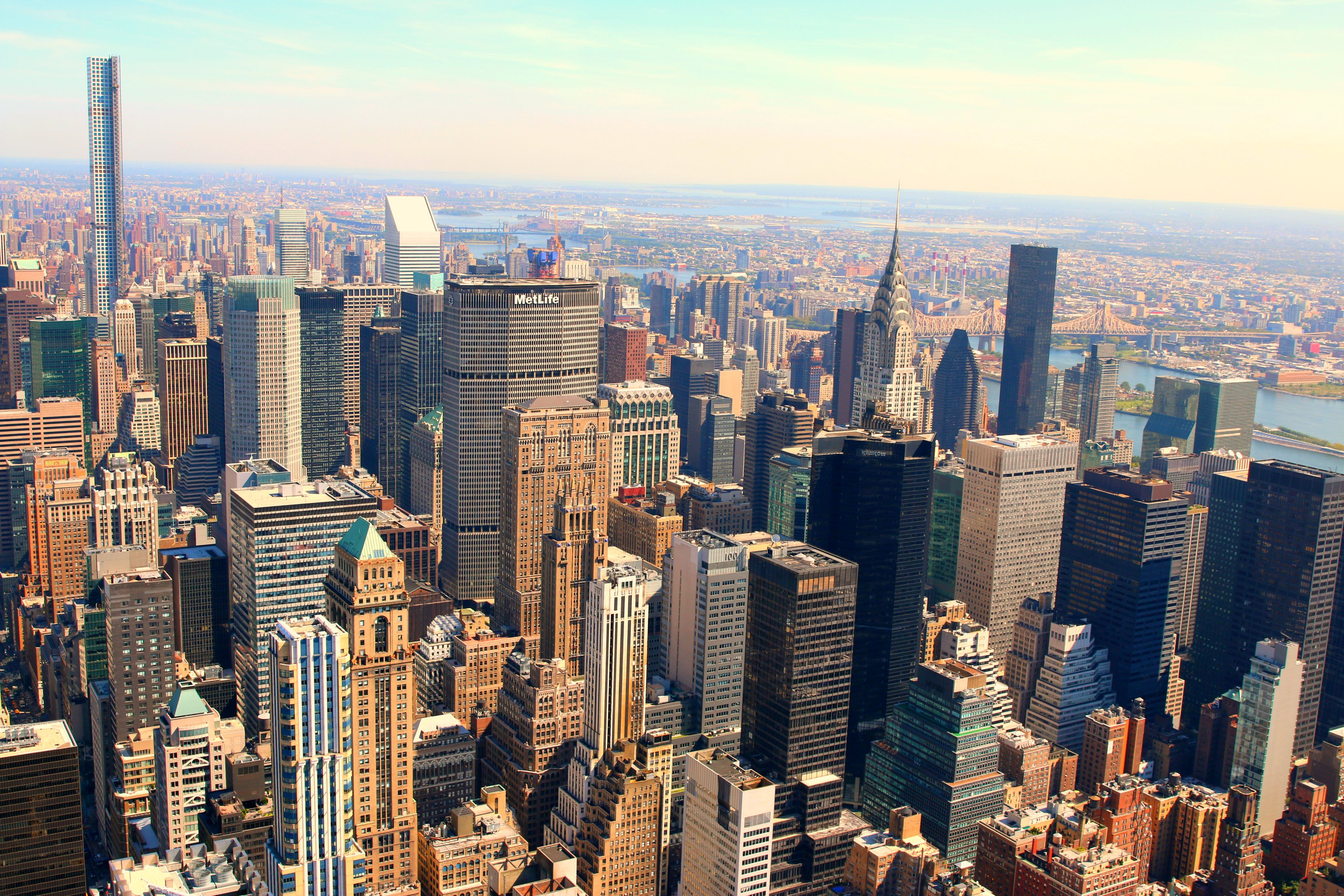 nyc skyline buildings