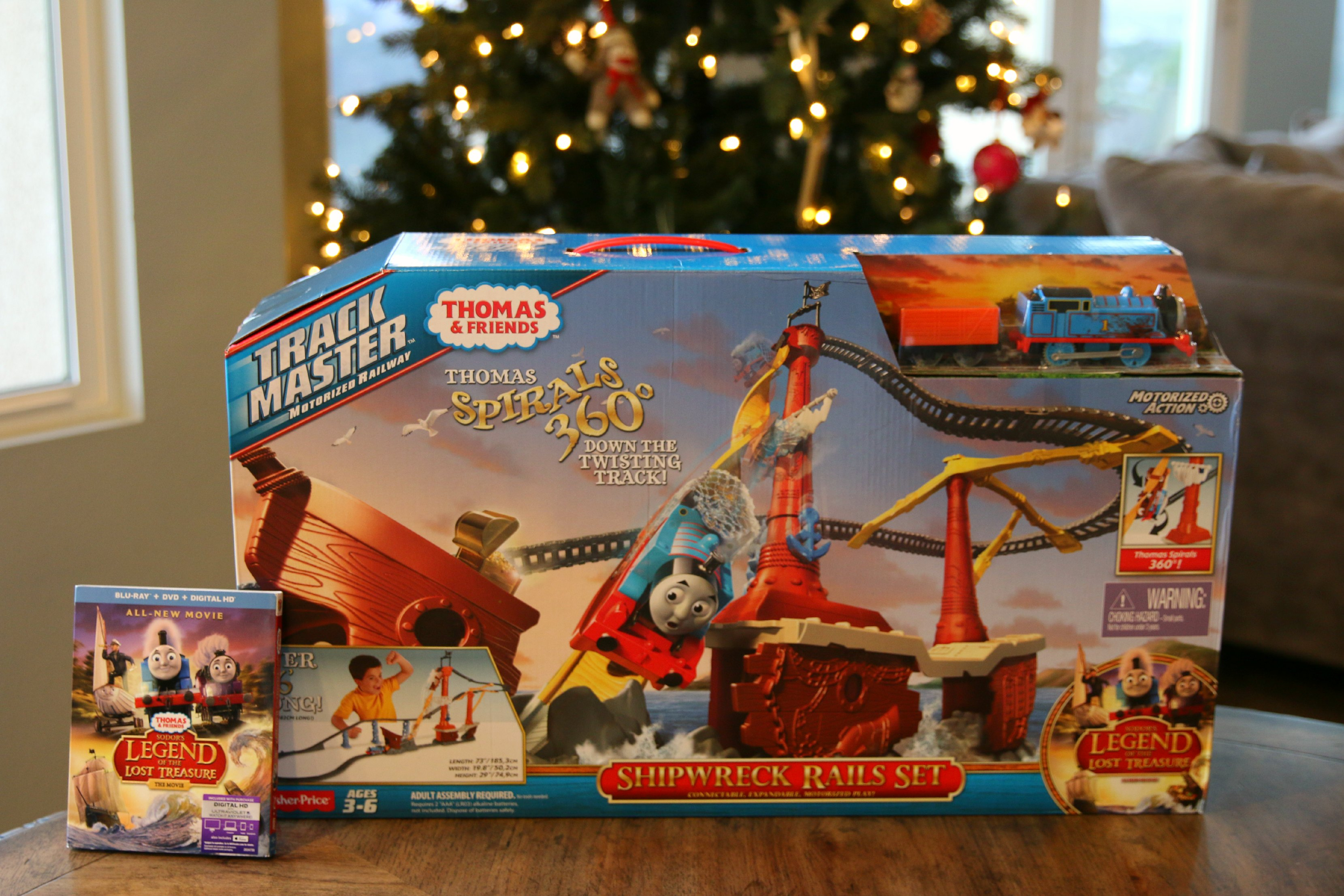 perfect gift for thomas fans