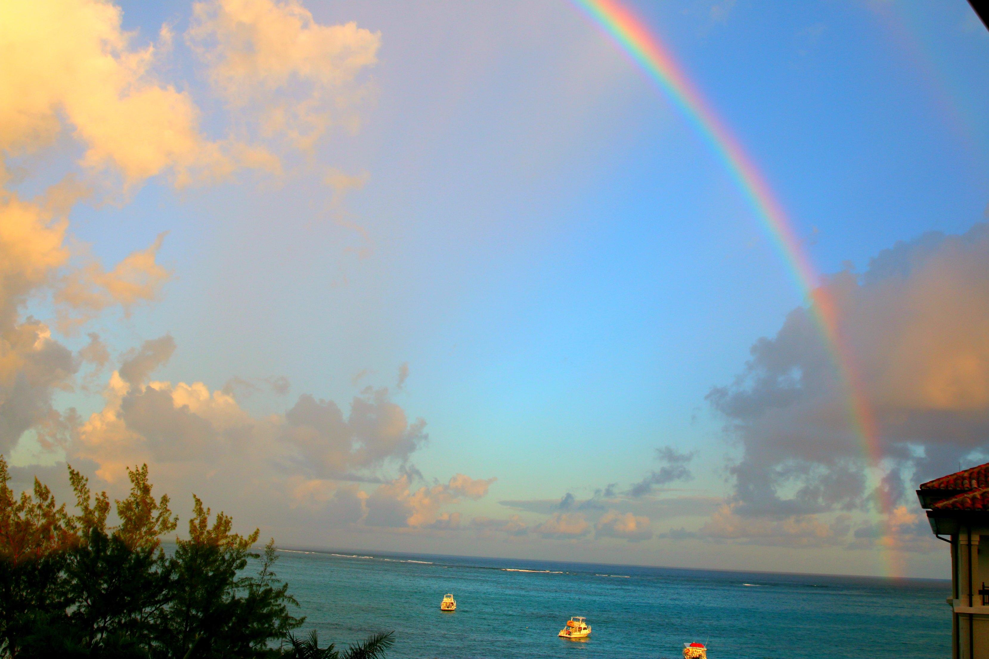 rainbow turks caicos