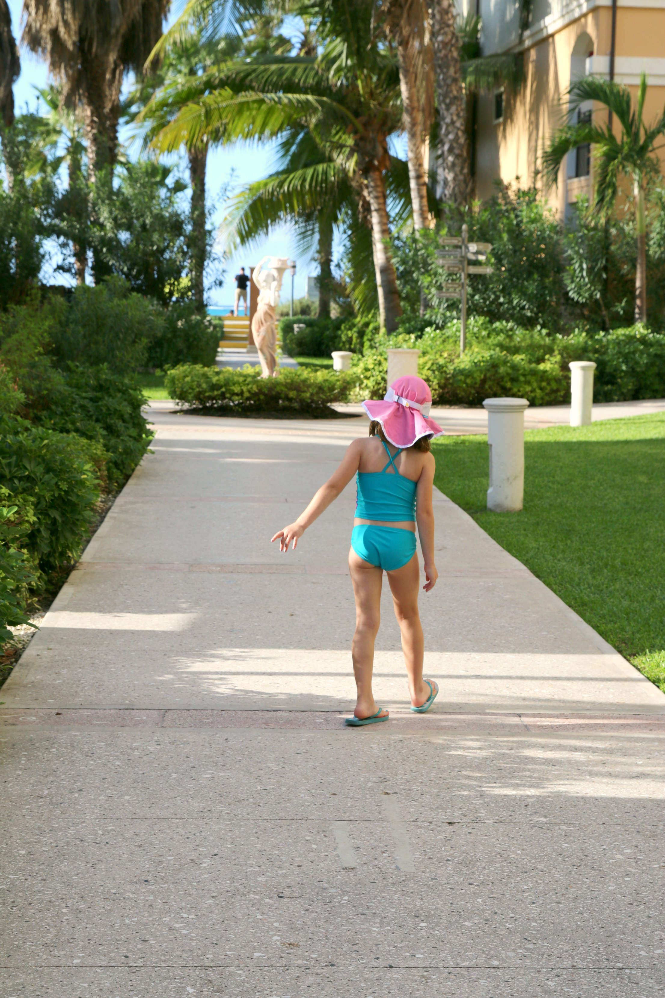 traveling to turks and caicos with kids