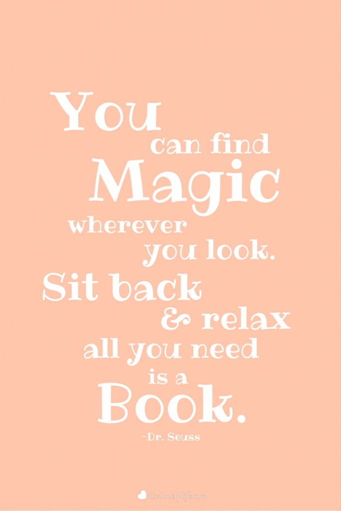 Ways to Make Reading Magical for Children