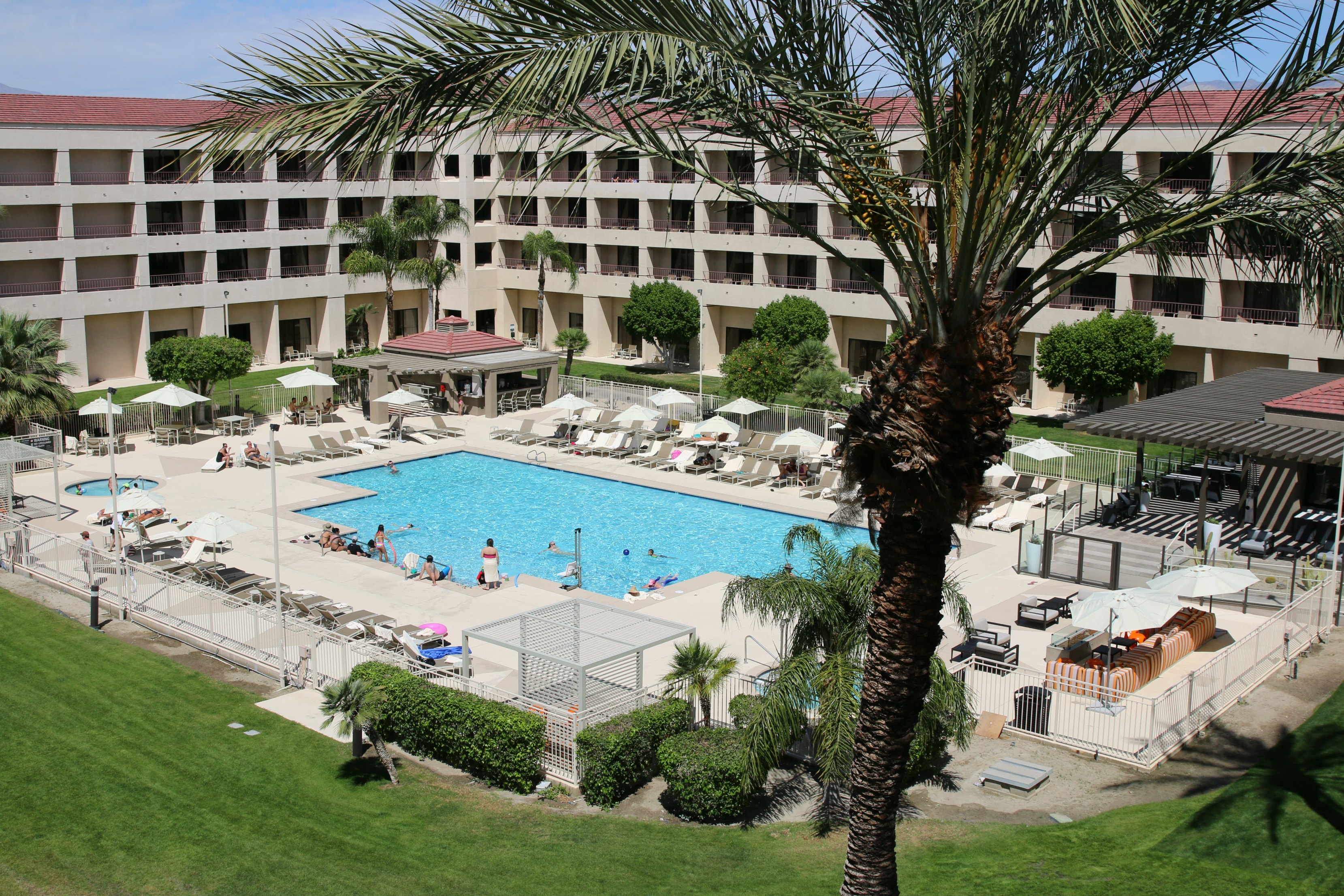 DoubleTree by Hilton Hotel Golf Resort Pool