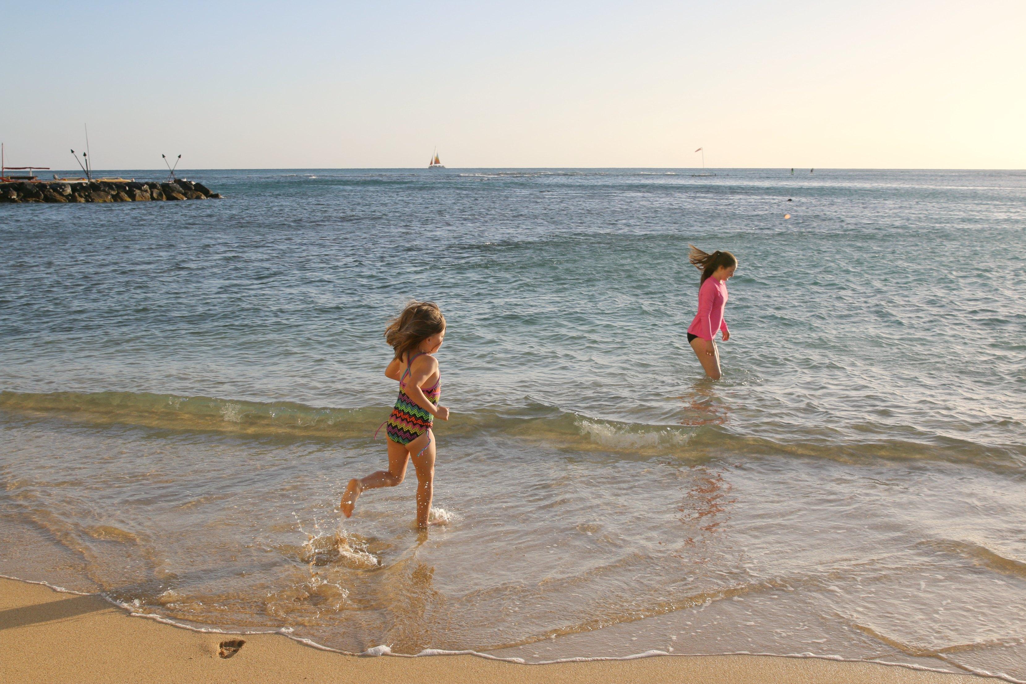 oahu family beaches