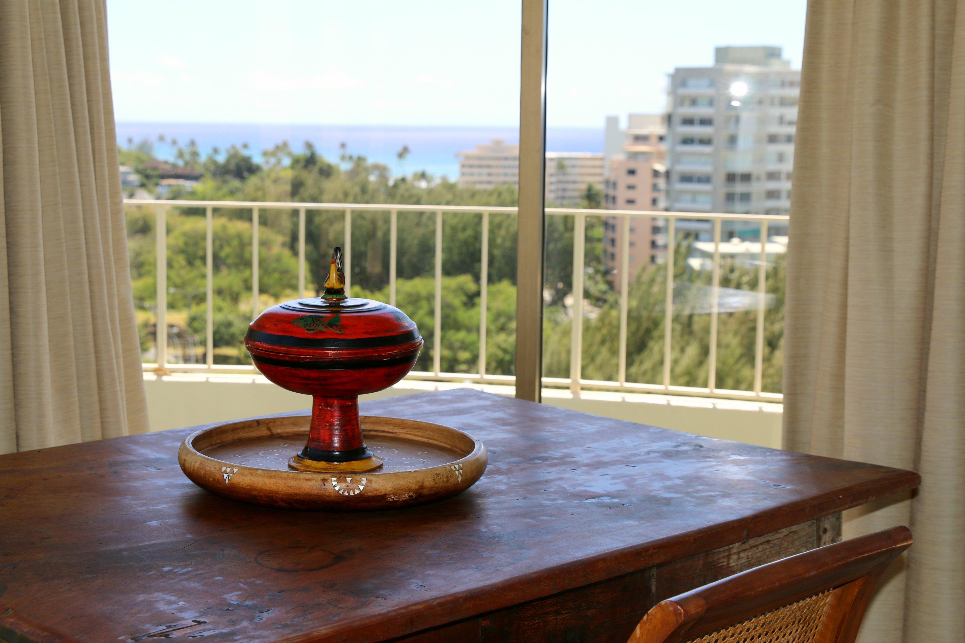 penthouse suite Honolulu