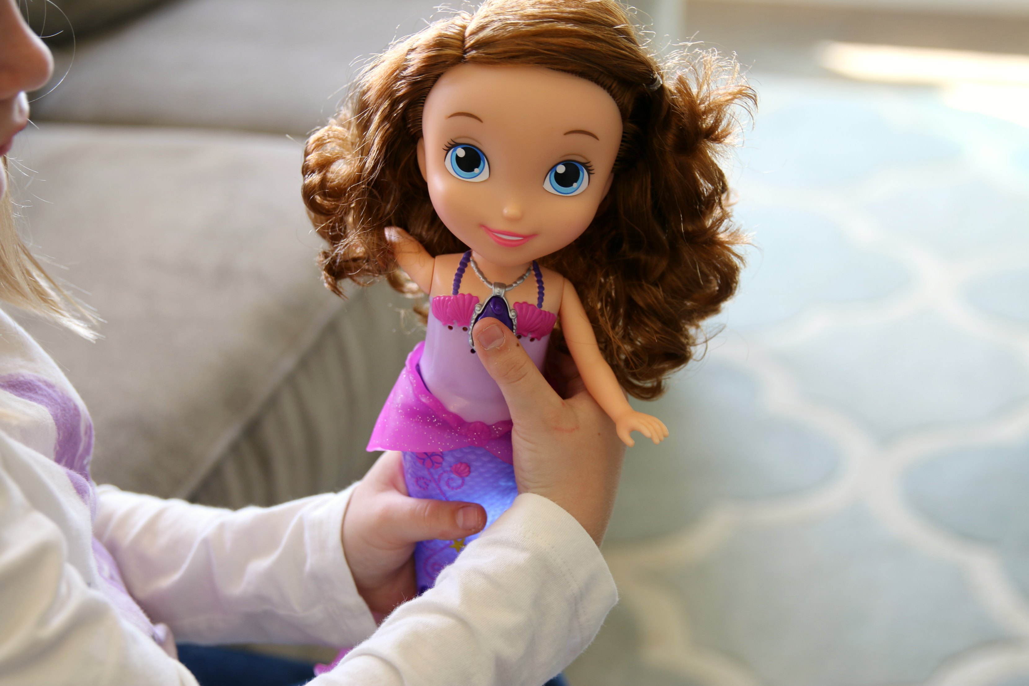 sofia the first toy