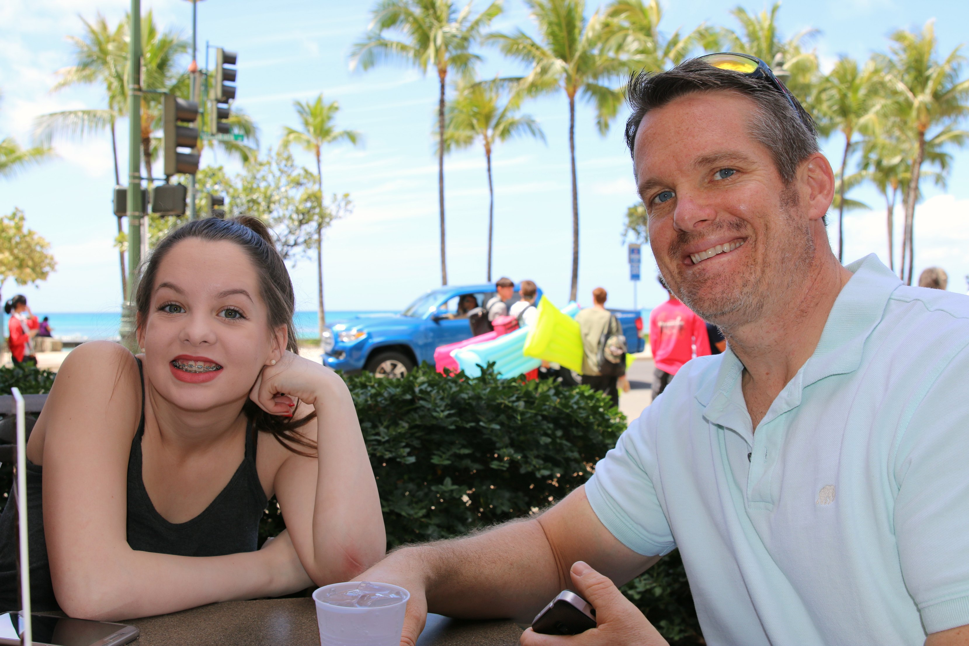 what to eat in Waikiki with kids