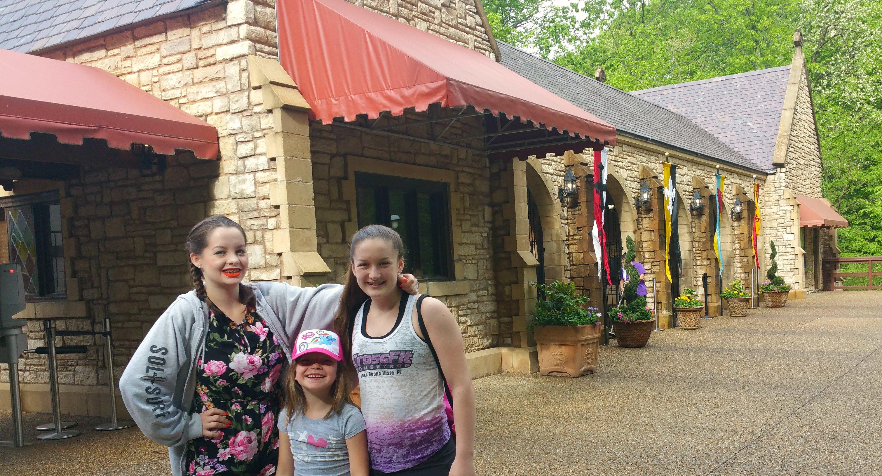 VIP options Busch Gardens