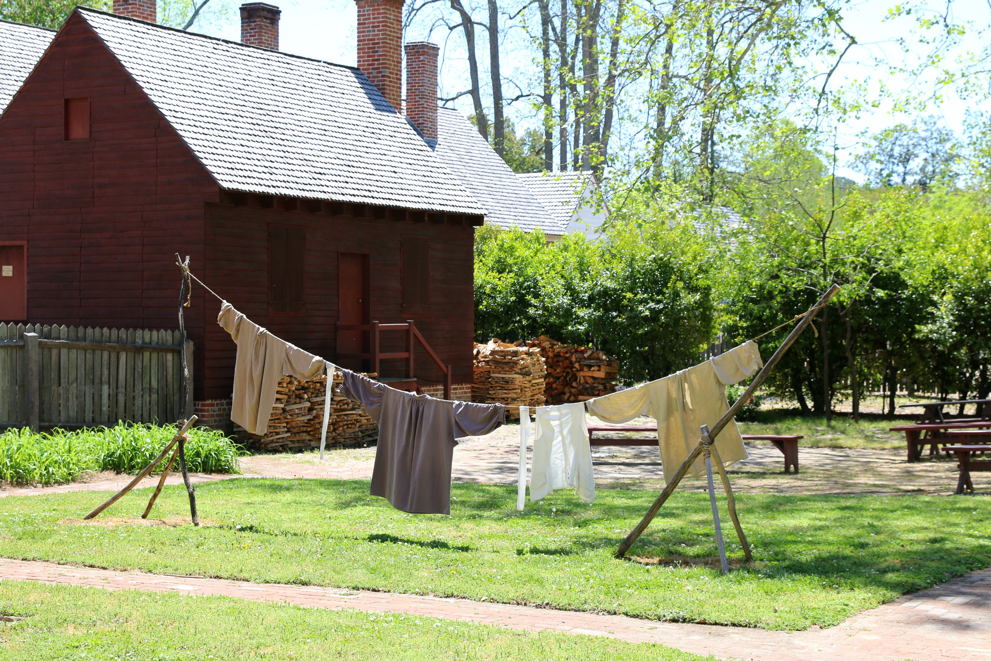 colonial times in williamsburg