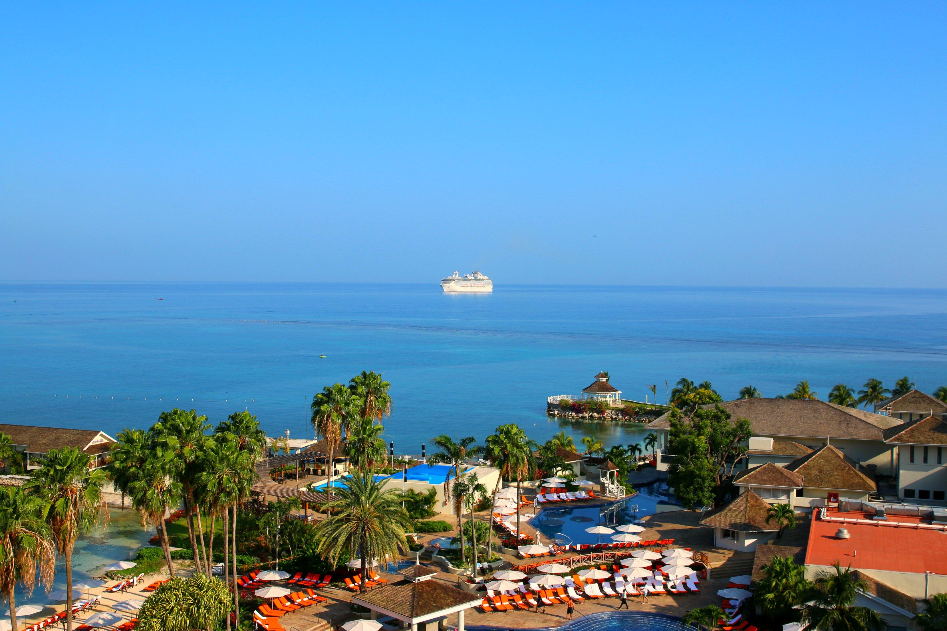 cruise ship jamaica