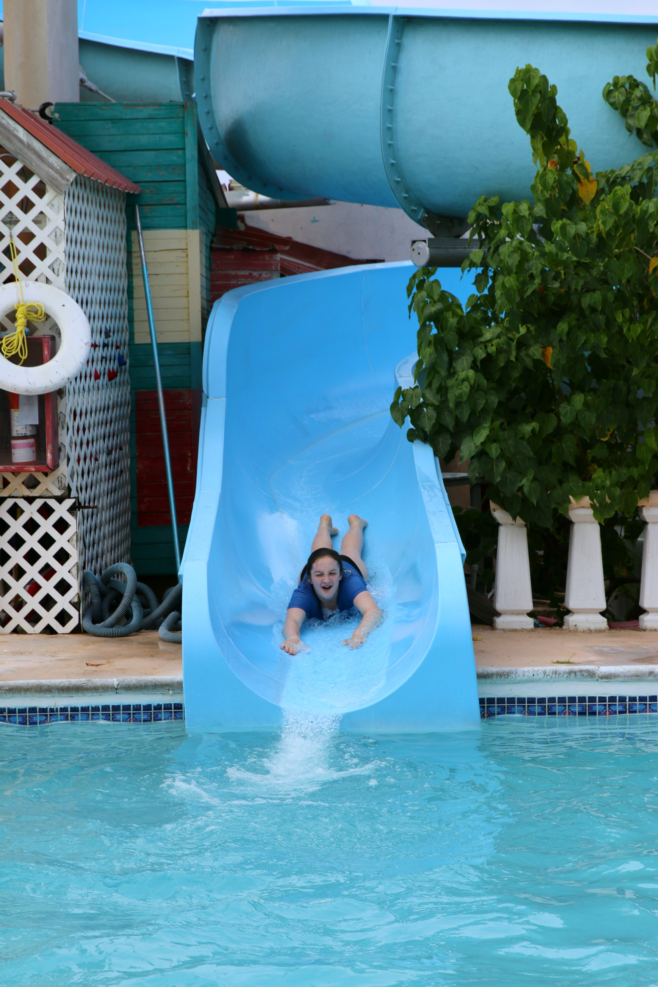 fdr resort slide