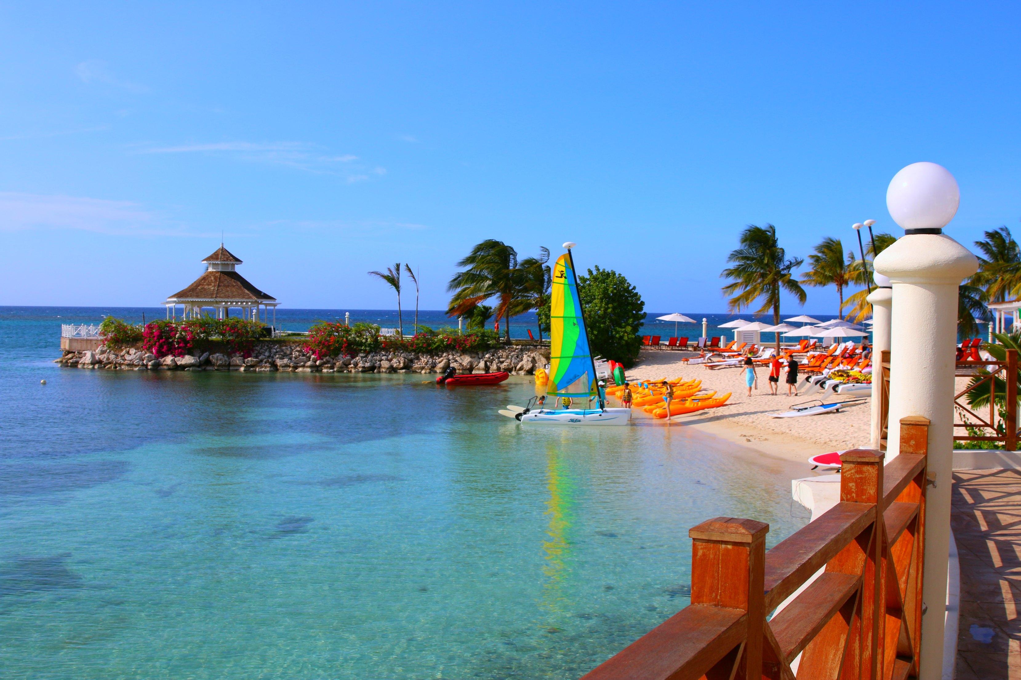 jamaica sailing