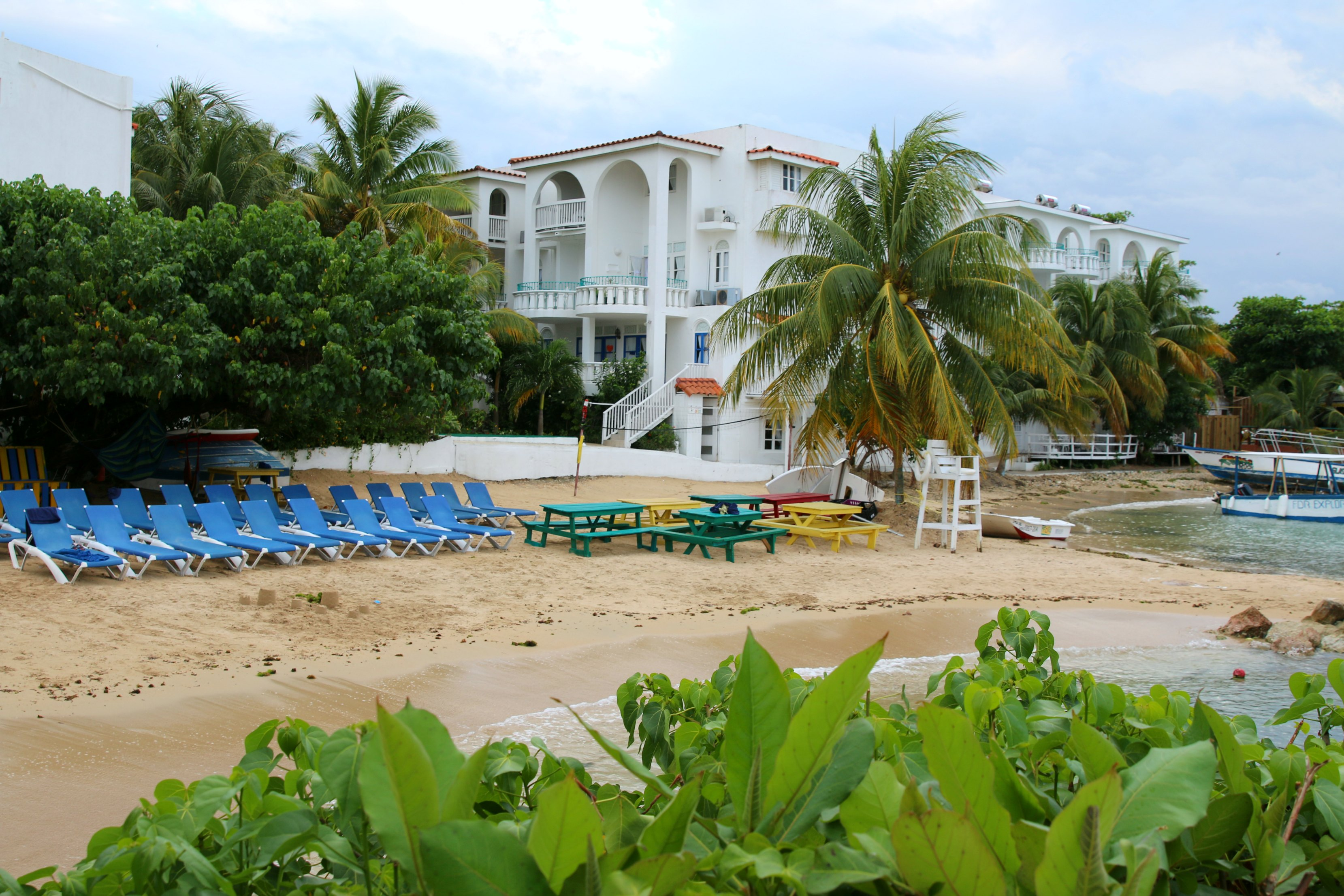 resort private beaches