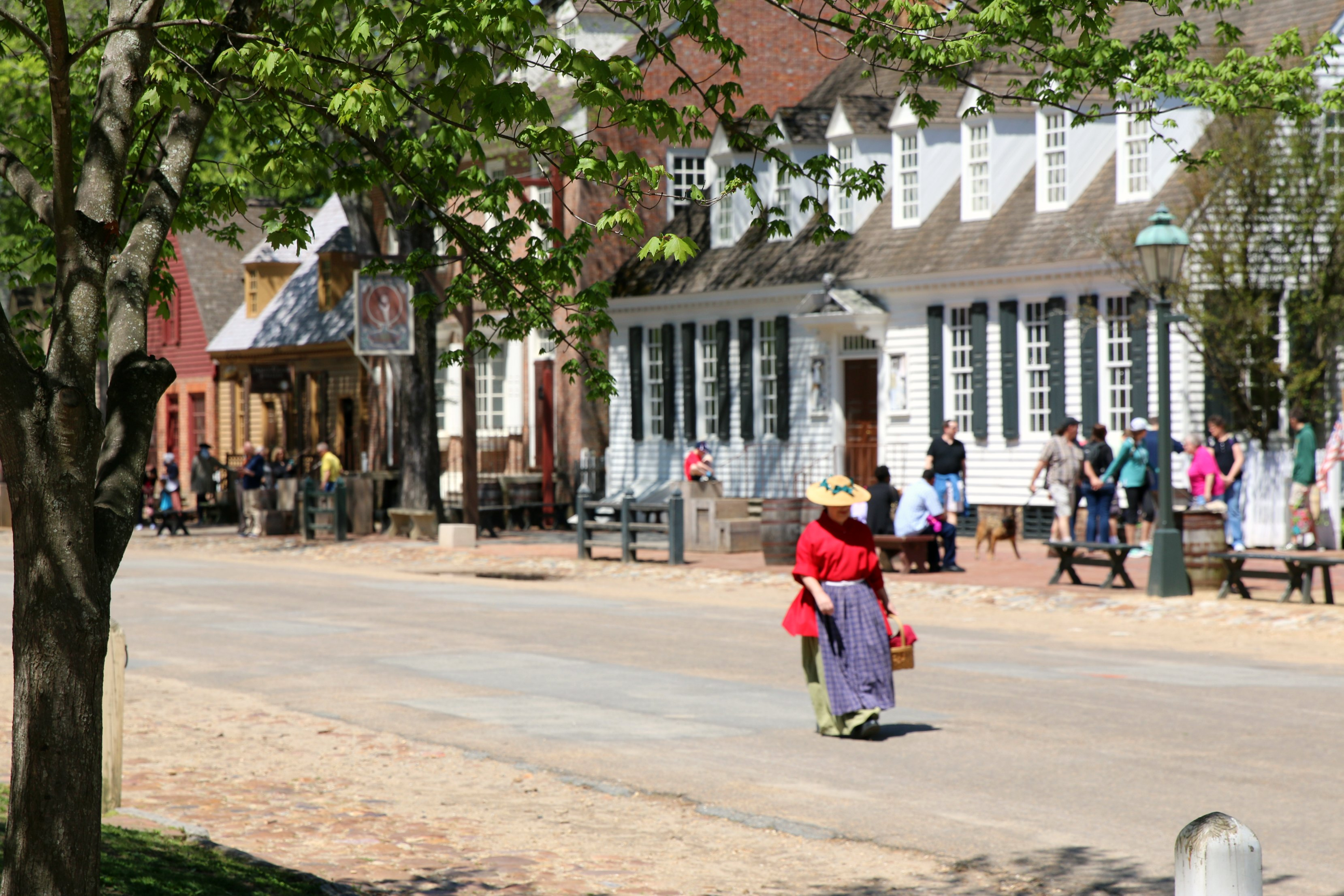 streets of williamsburg