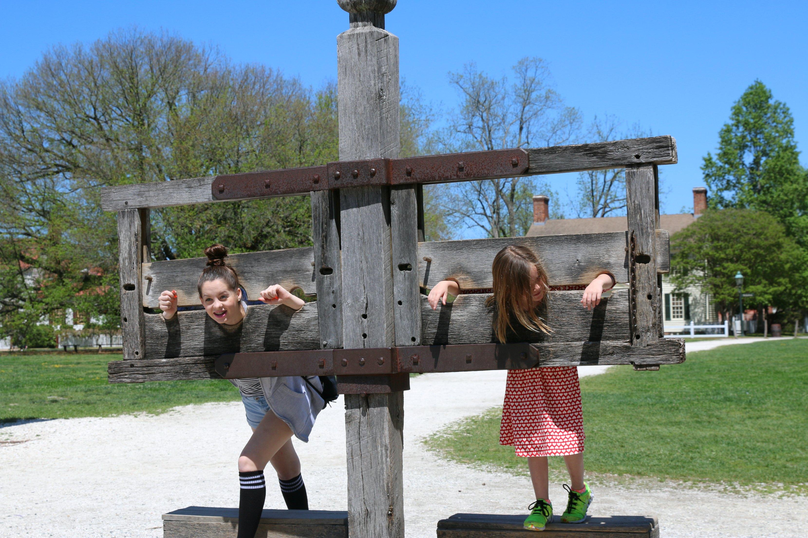 williamsburg educational visit