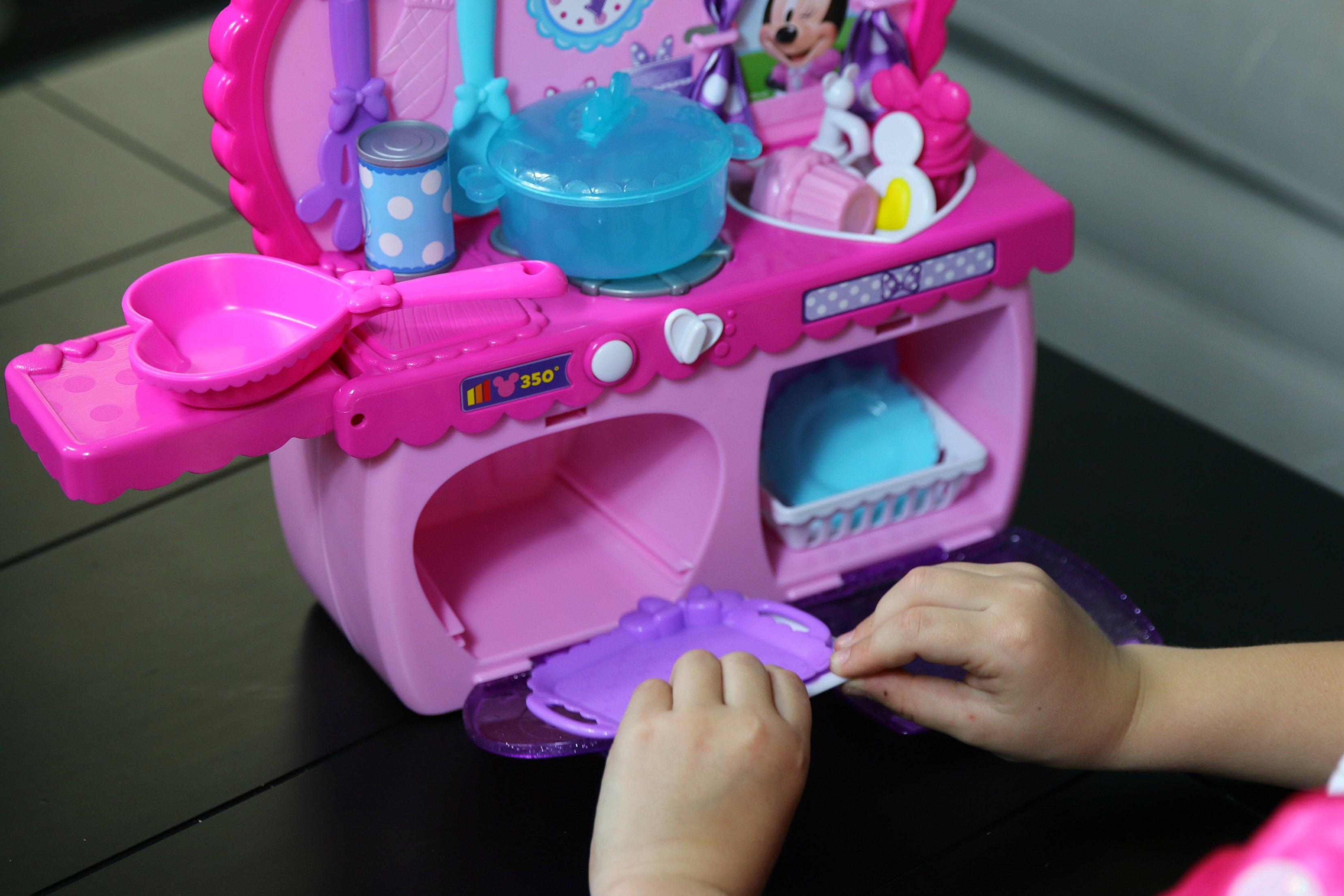 Disney Minnie Bowtastic Kitchen Playset