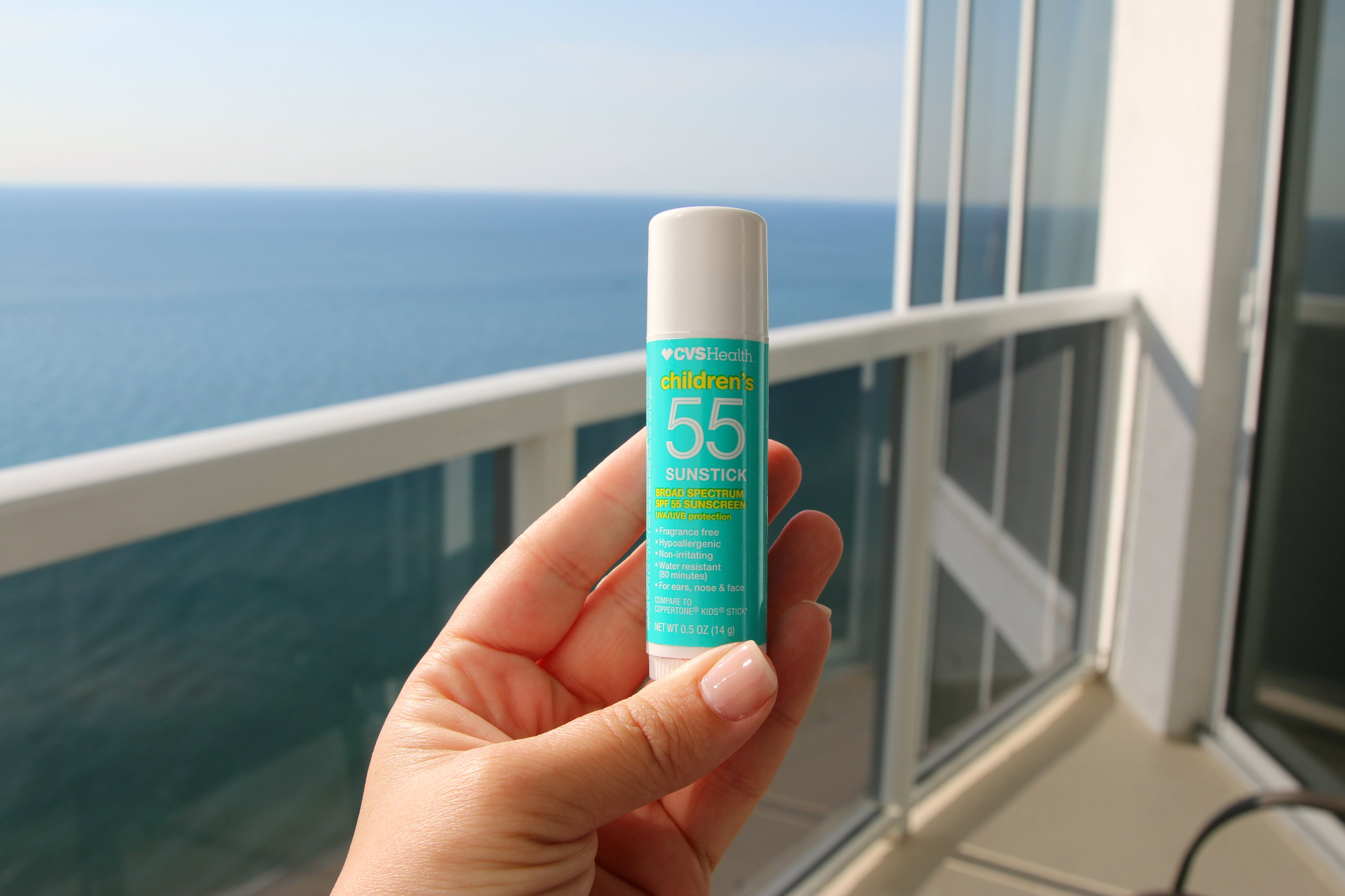 cvs childrens sunscreen stick
