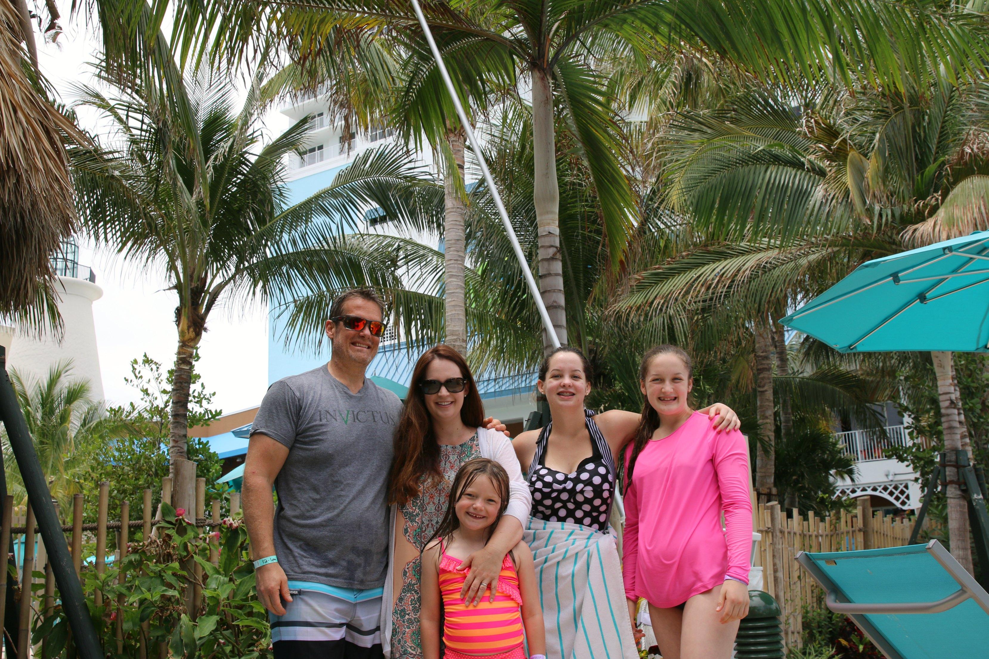 family friendly resort hollywood fl