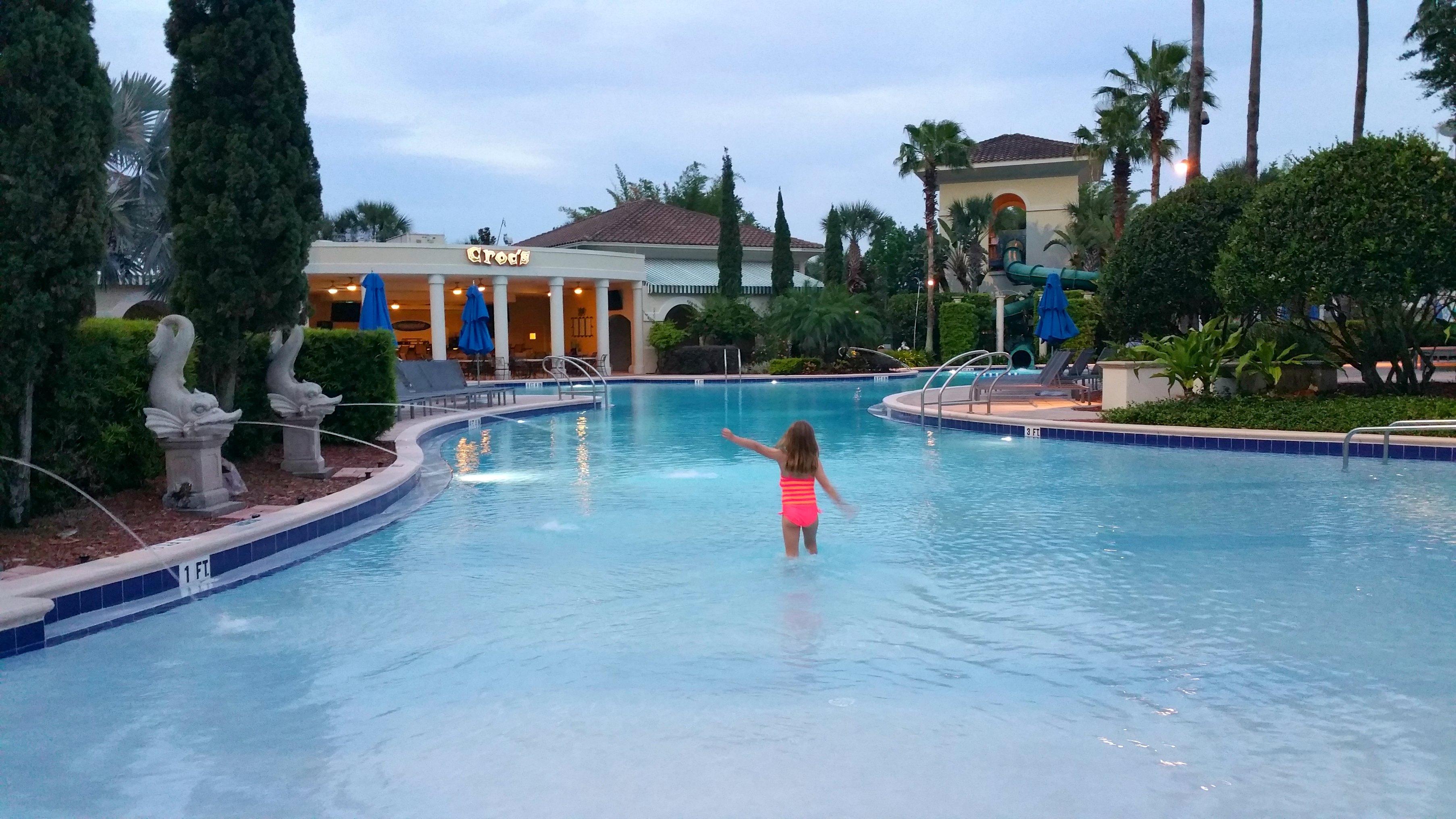 family swimming pool omni orlando