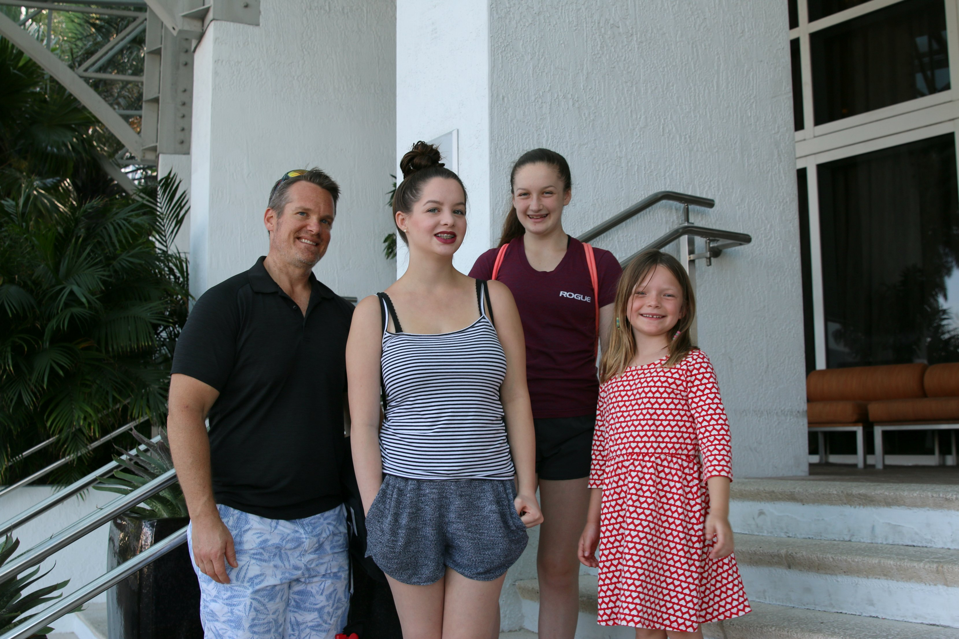 family vacation review trump international miami