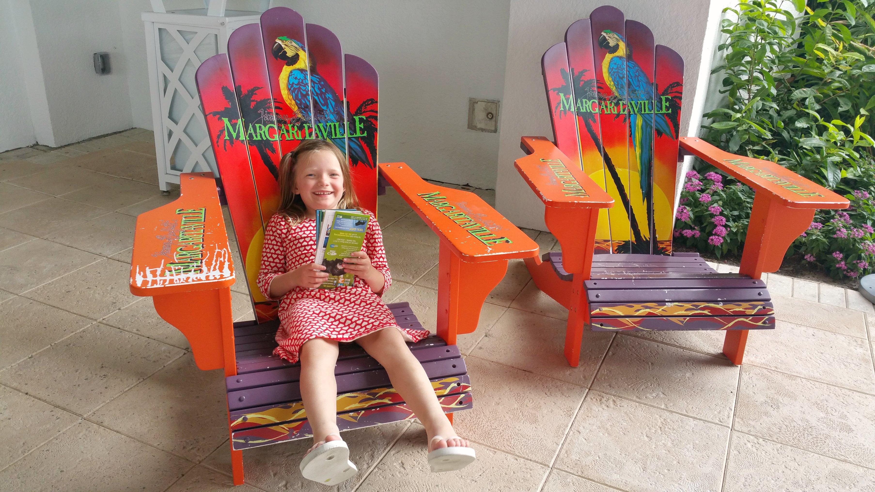 margaritavillehollywoodbeachresort review with kids