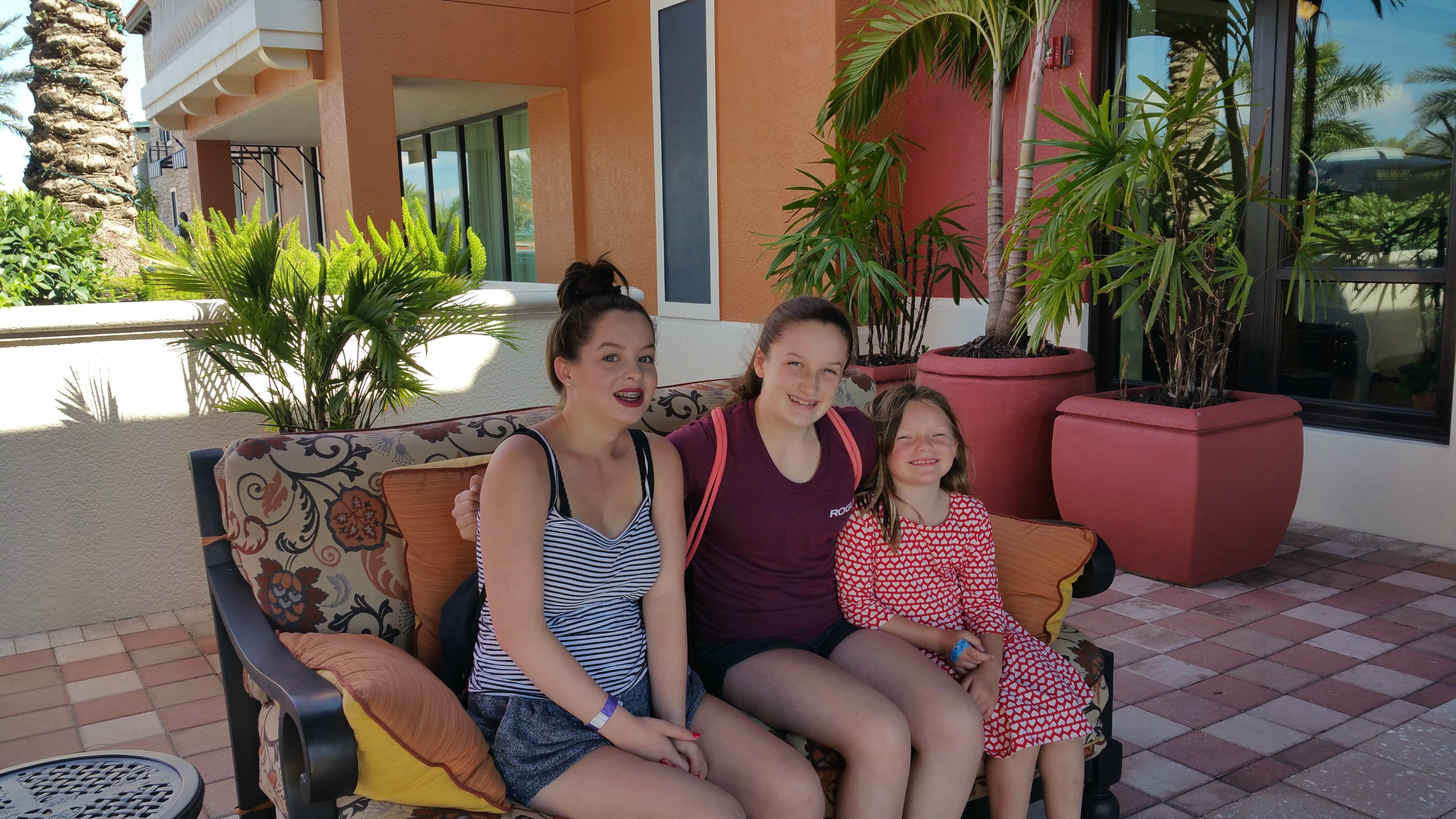naples bay resort with kids review