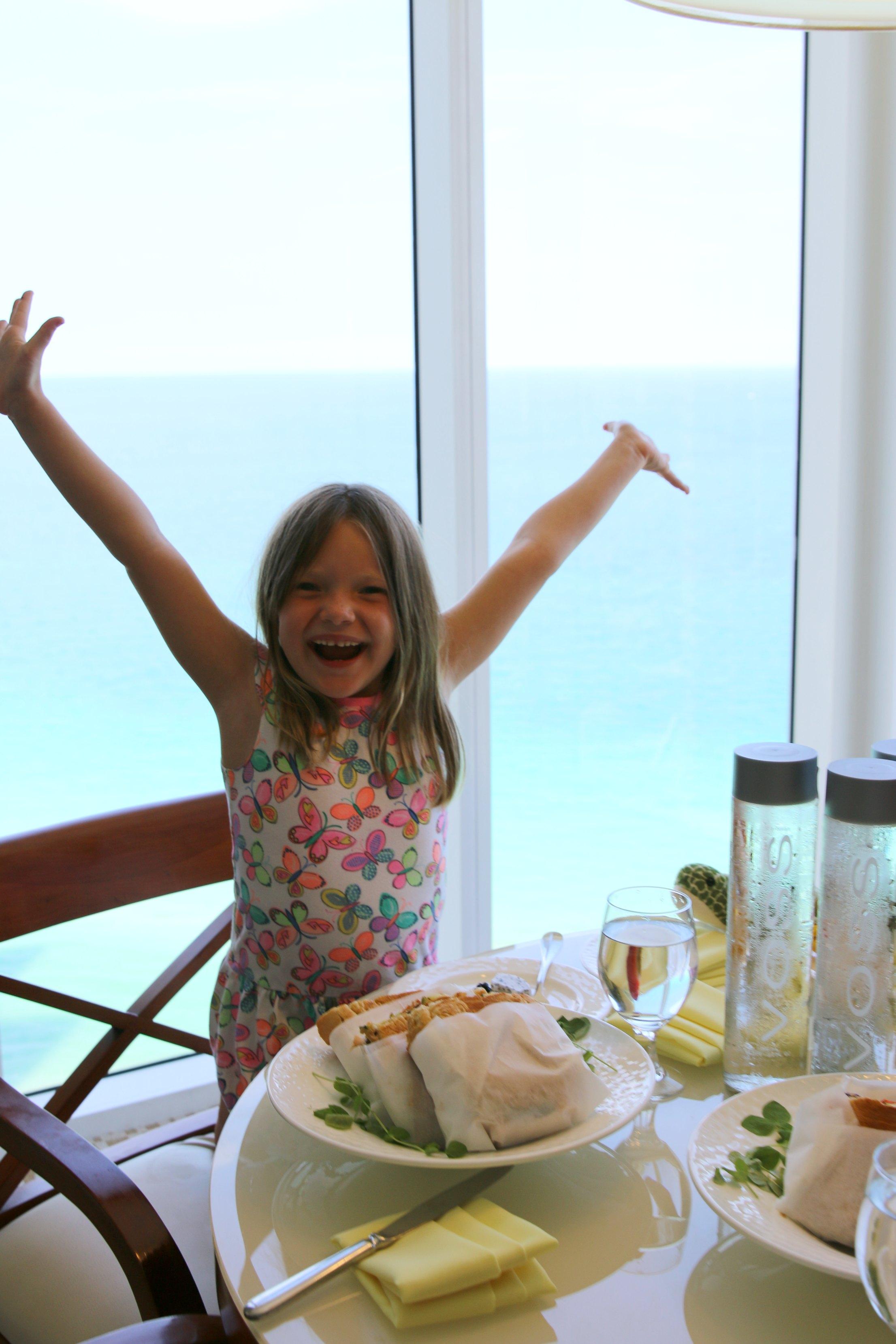 room service joy