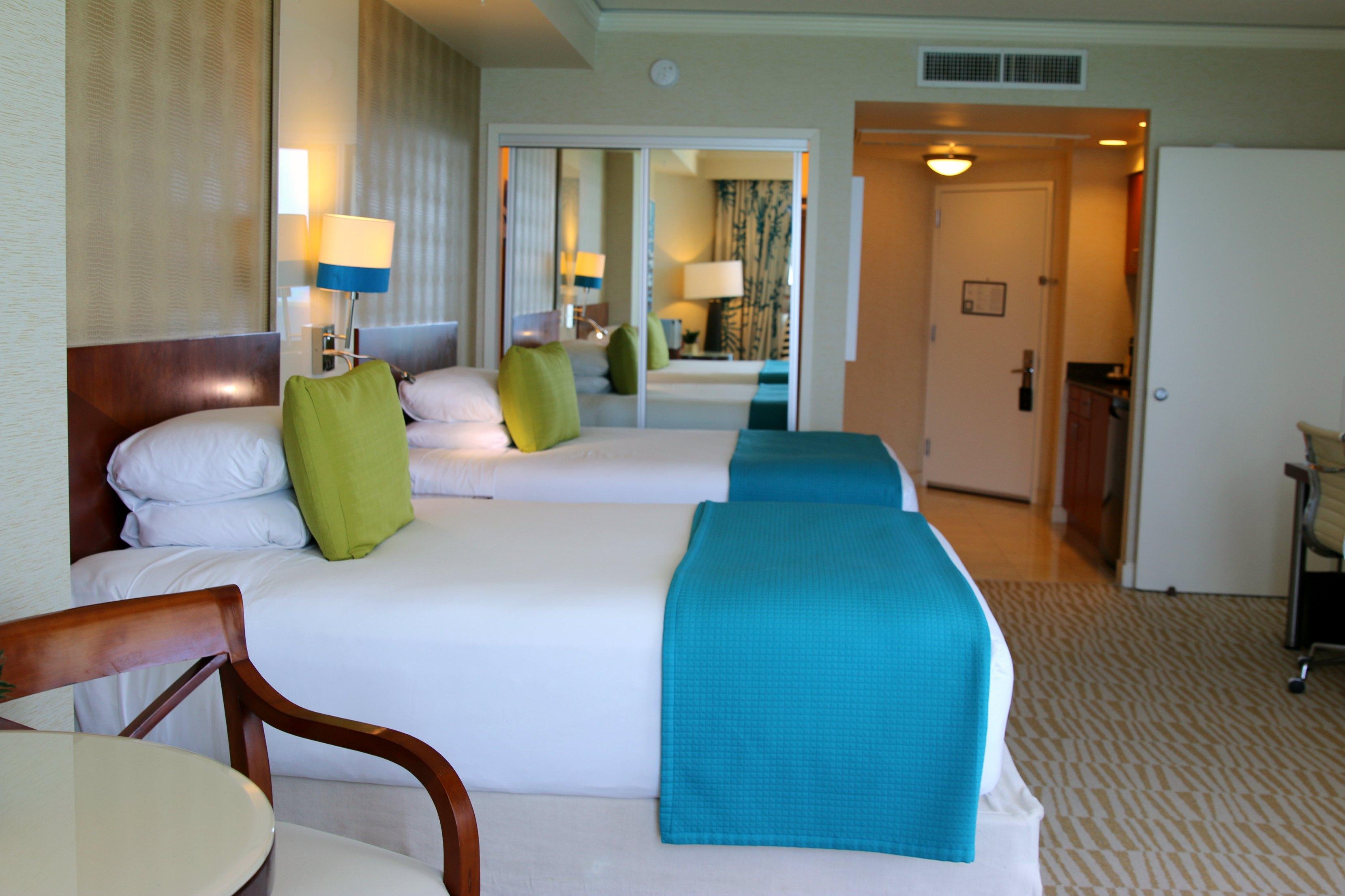 2 bedroom suite trump miami