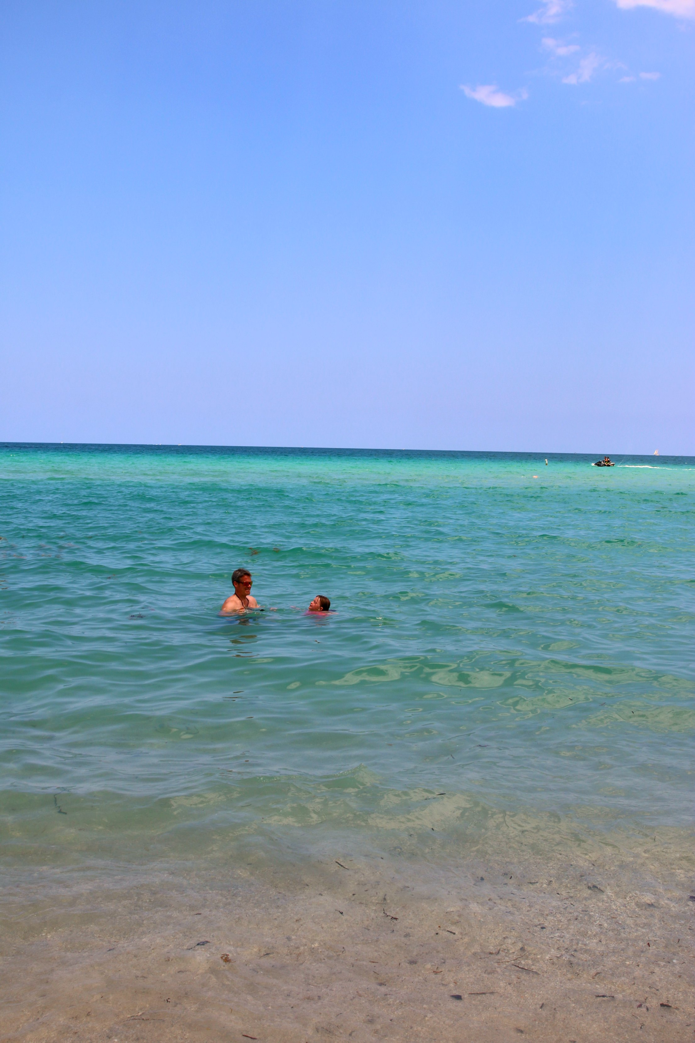 Miami beaches for kids