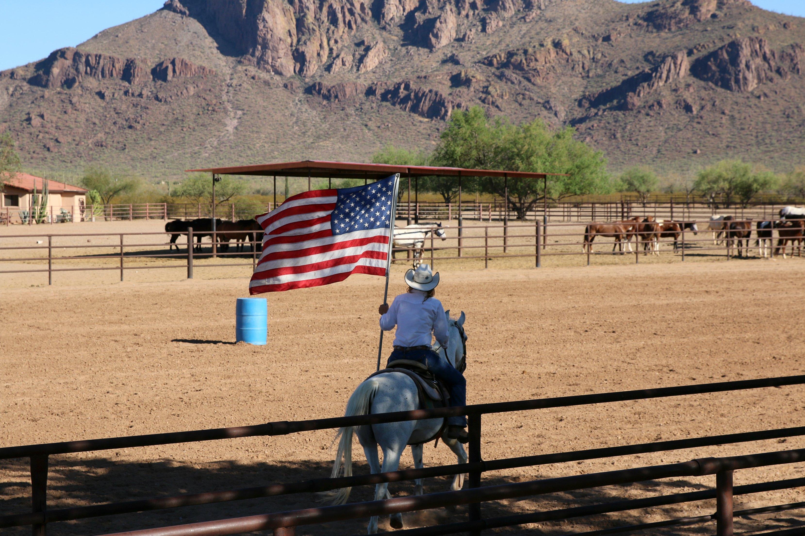 True Family Rodeo White Stallion Ranch