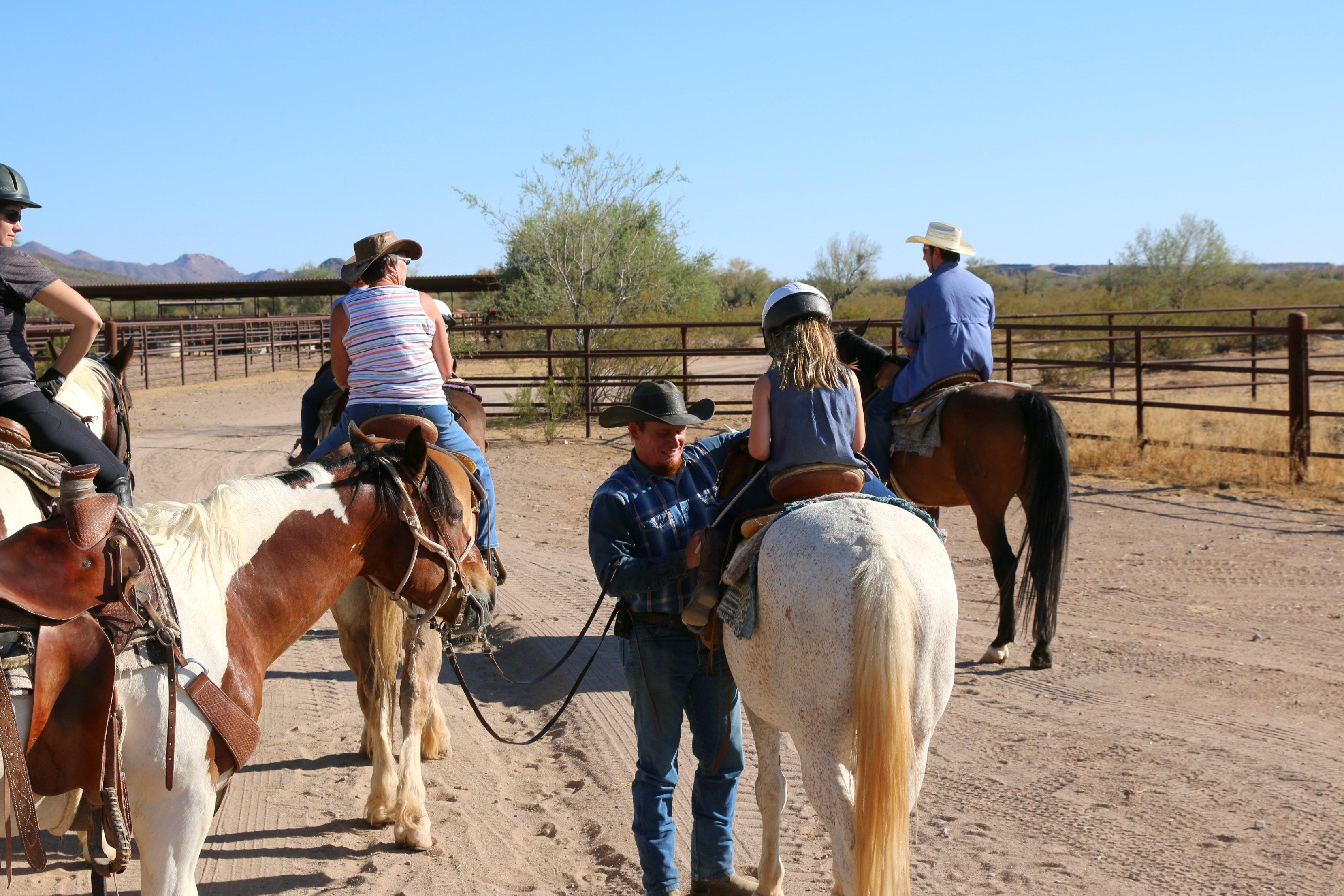 safety white stallion ranch az