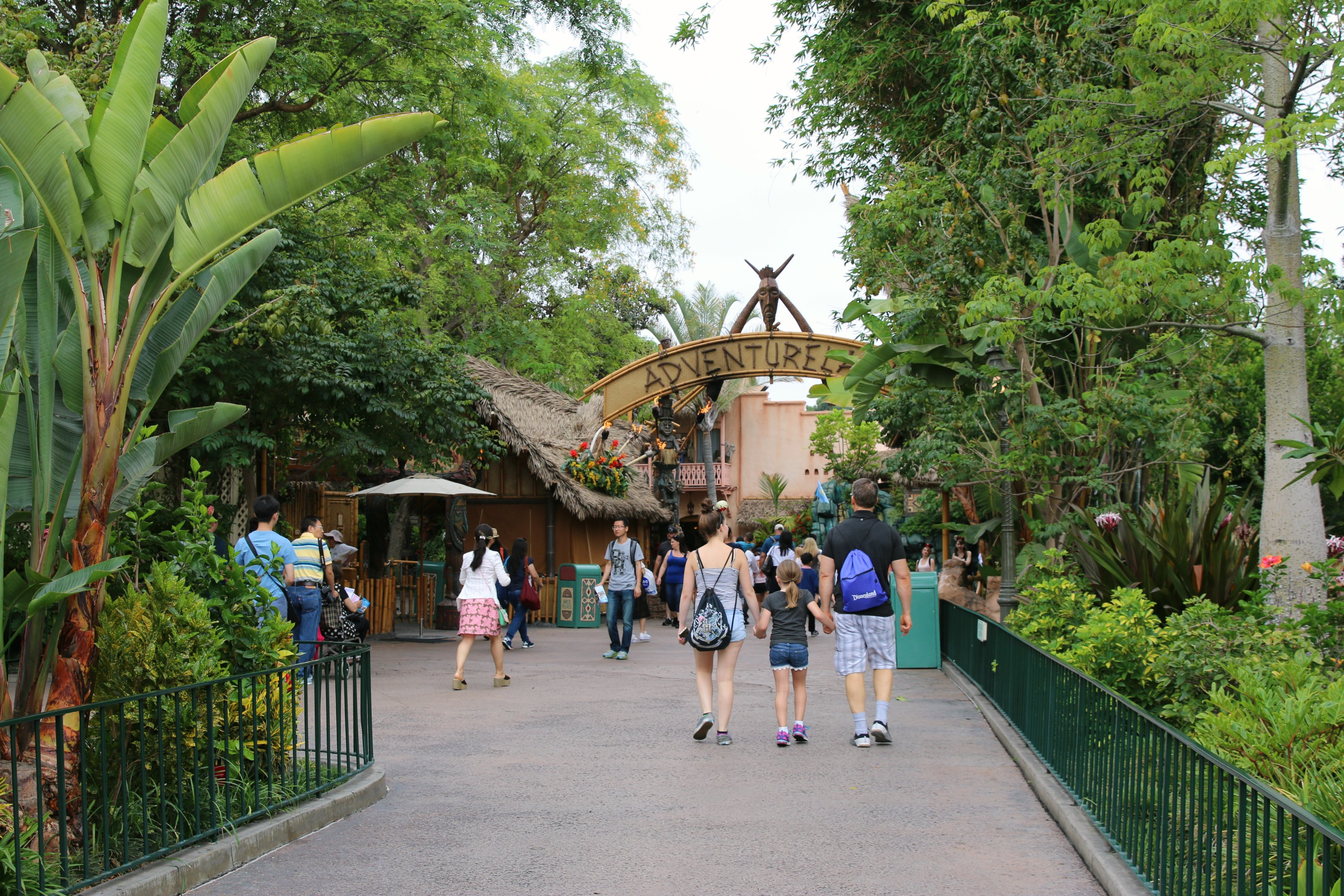 Adventureland Disneyland Tips