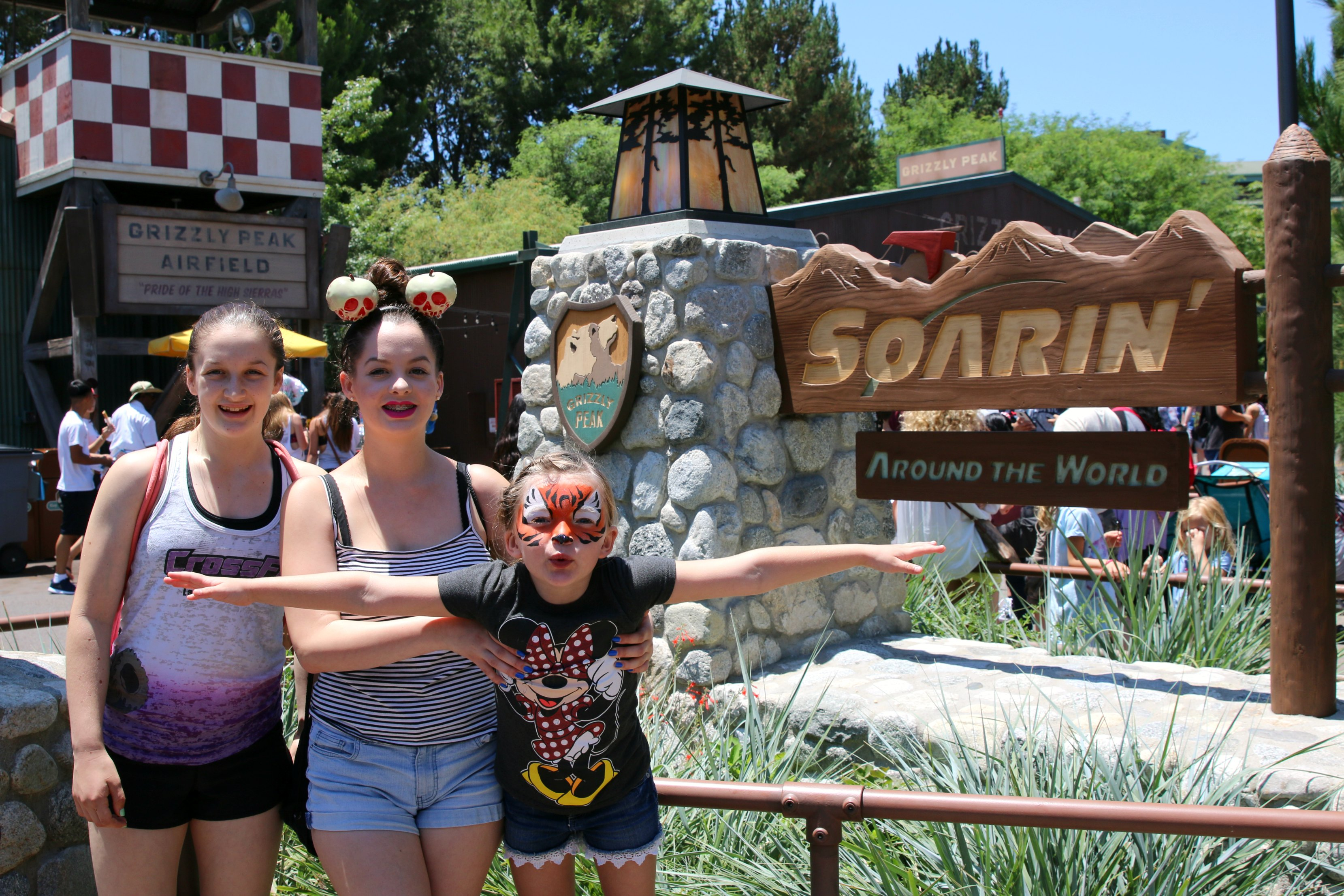 Soarin Around The World Review