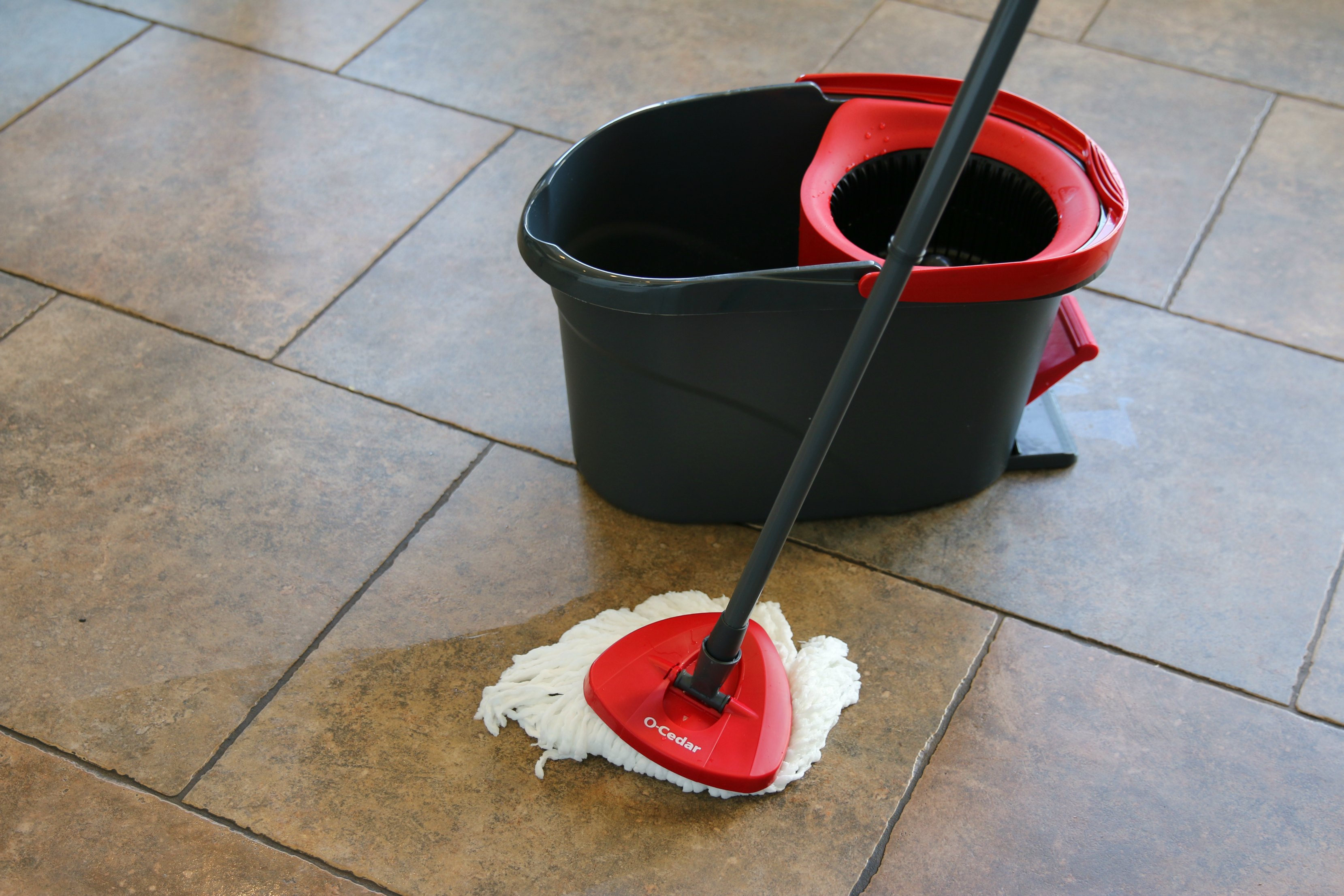 spin mop review