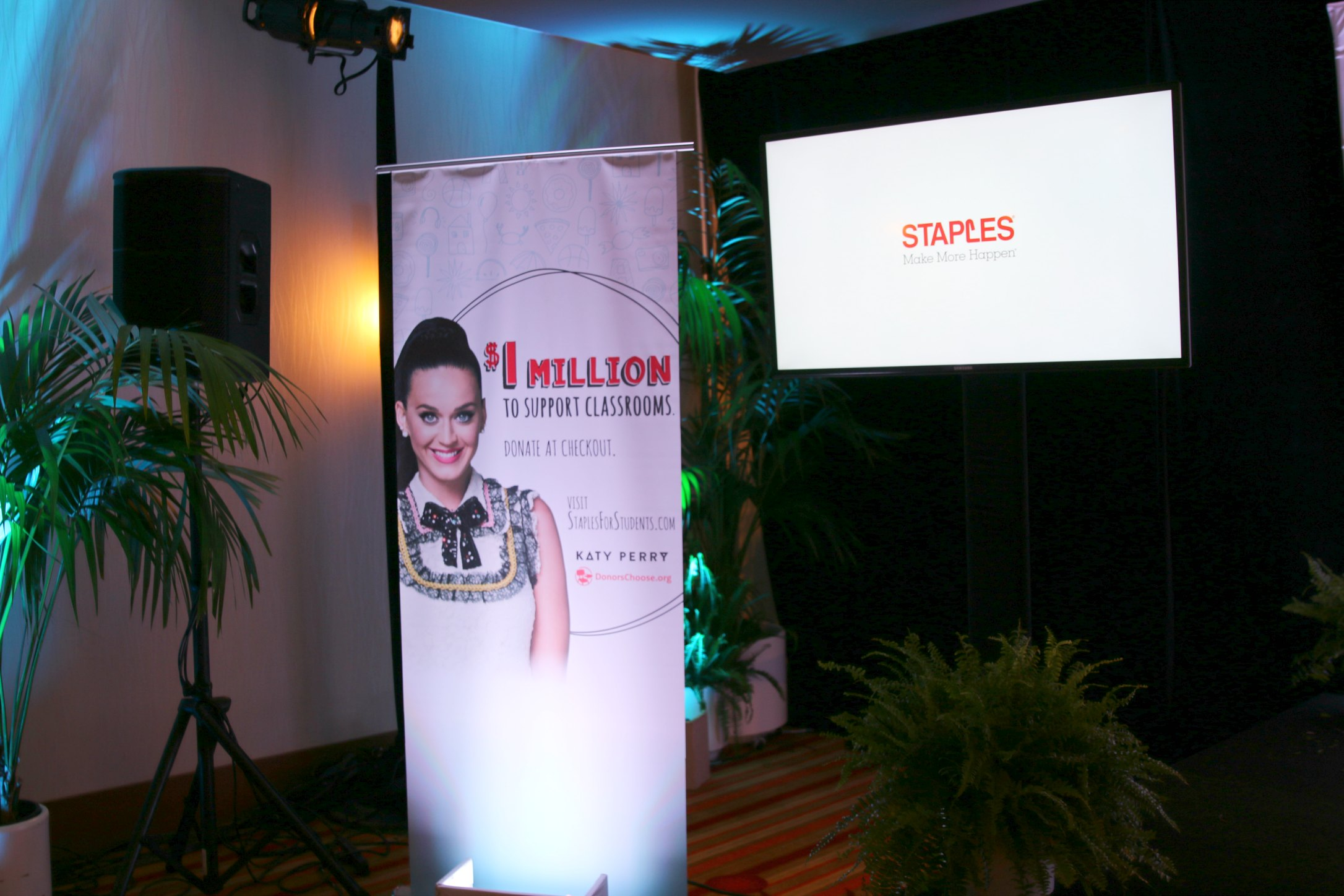 1 million to support classrooms