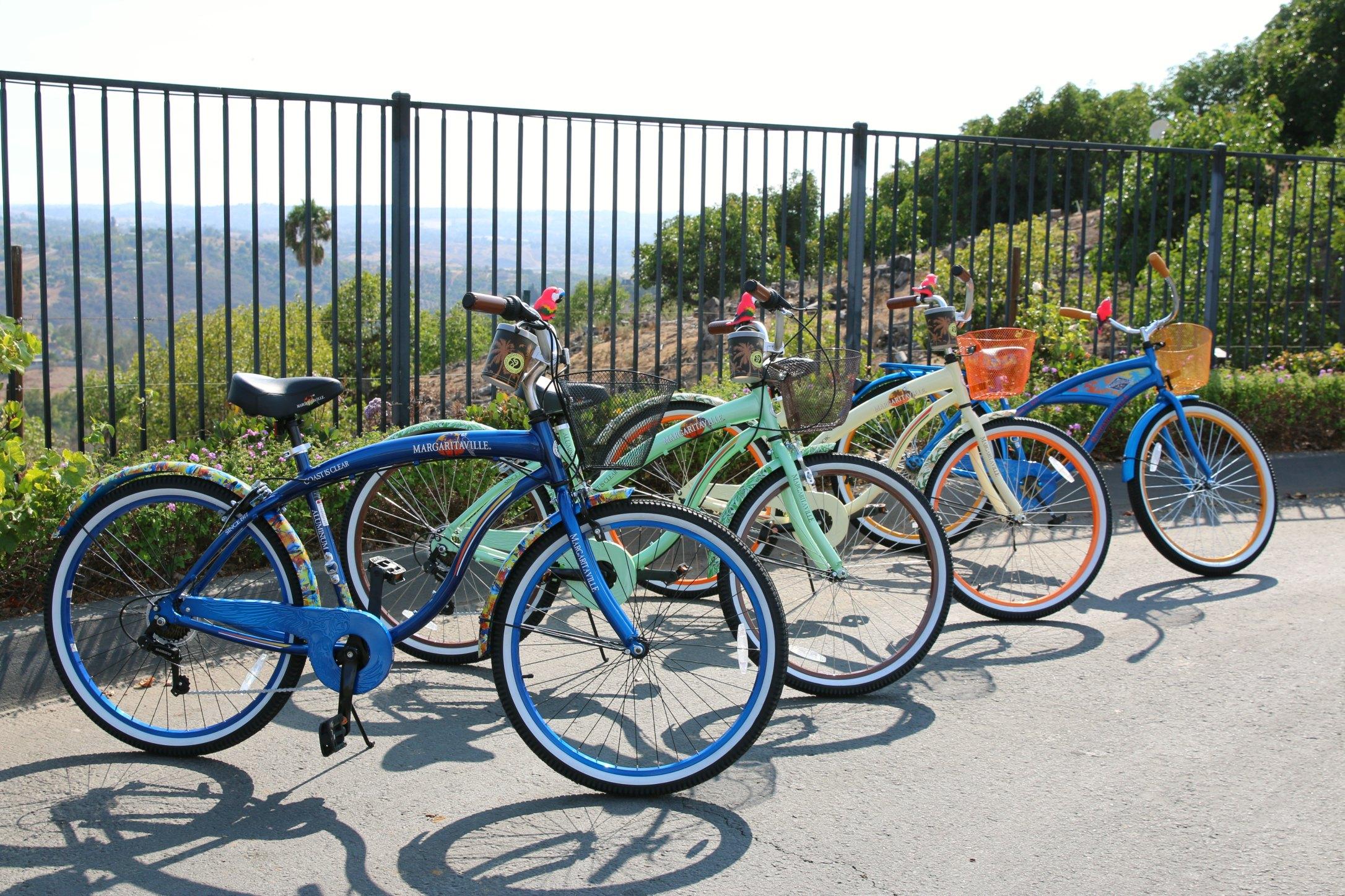 margaritaville bikes