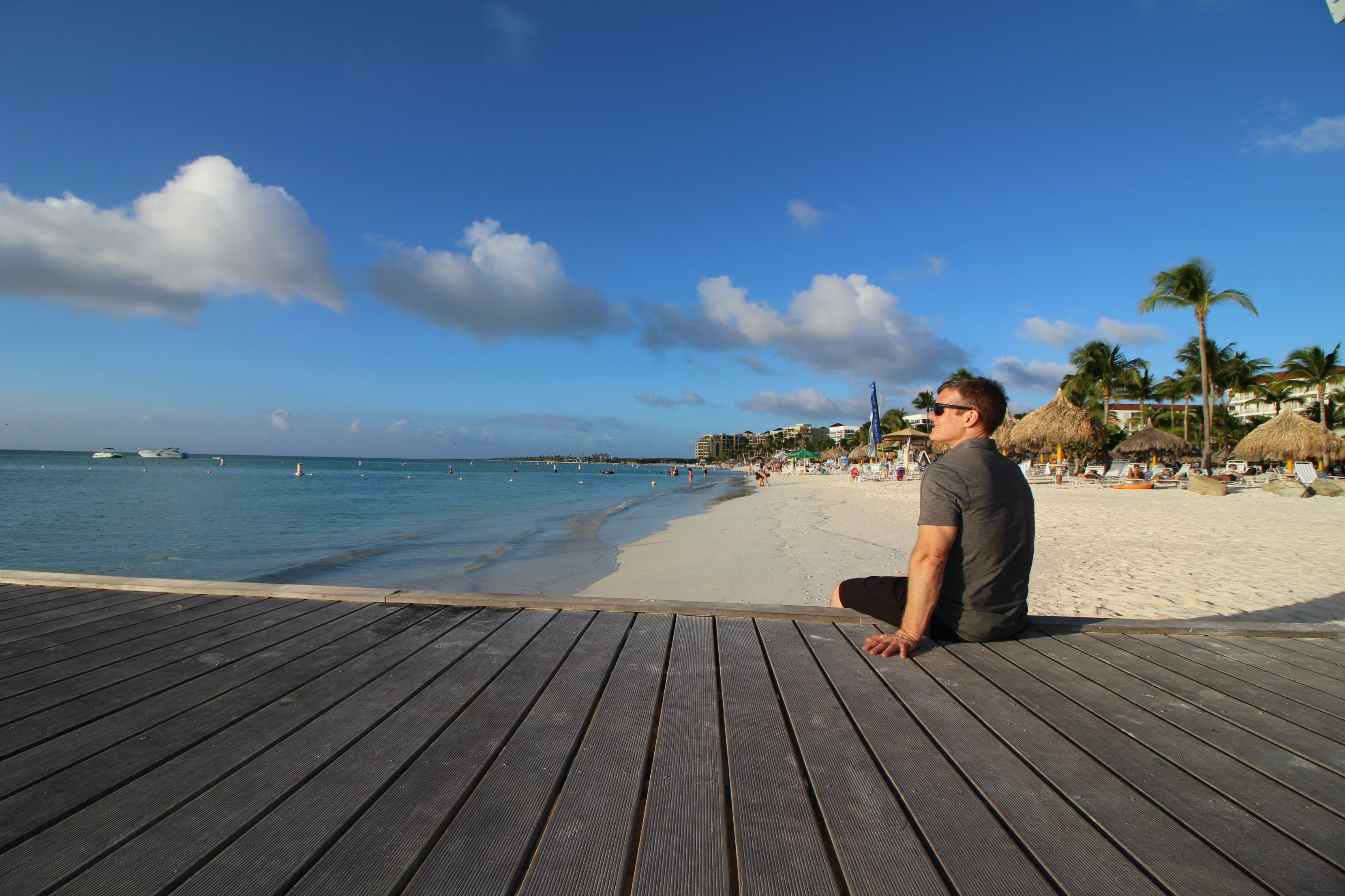 48 Hours In Aruba- Our Only Couples Getaway
